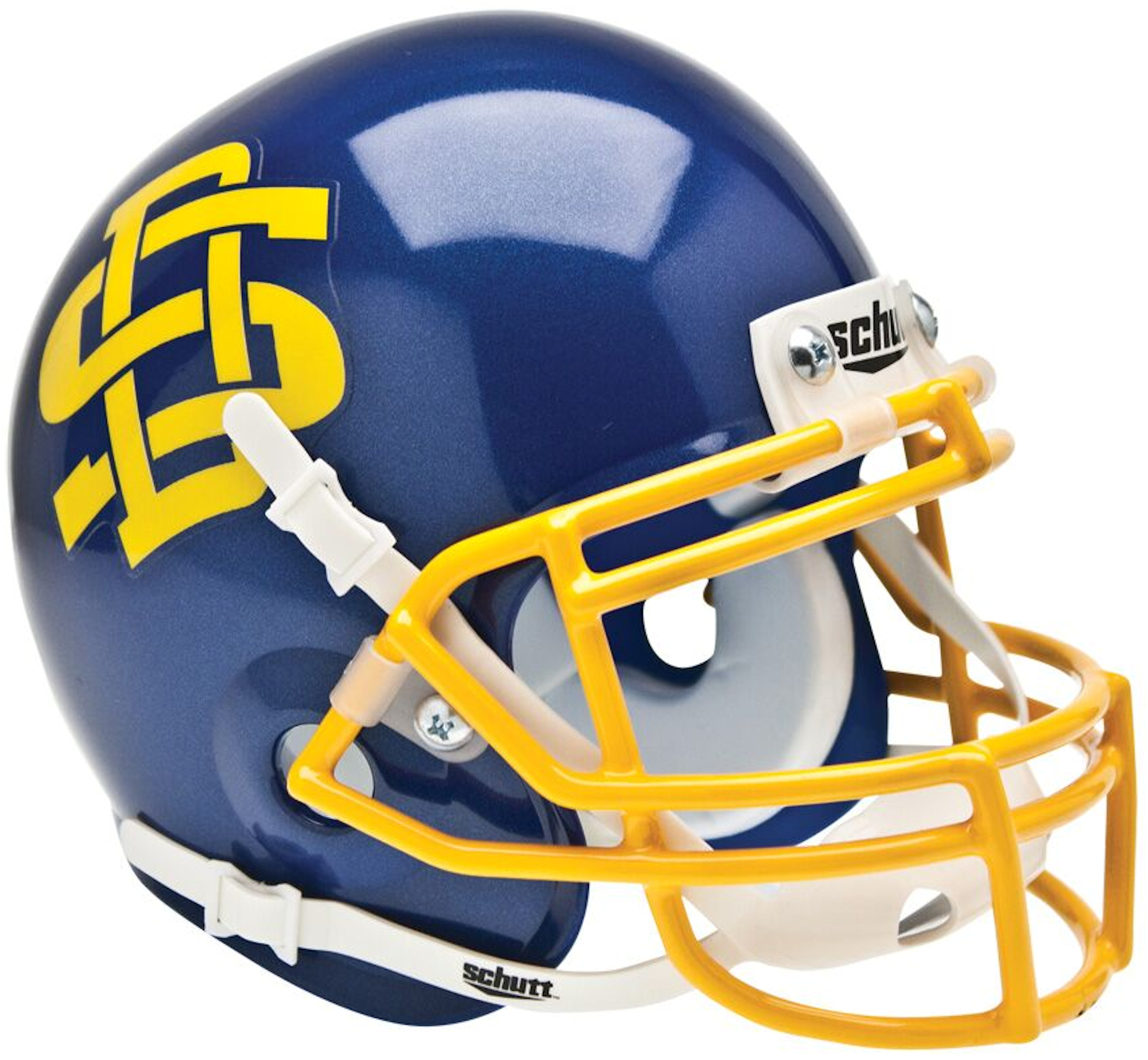 South Dakota State Jackrabbits Mini XP Authentic Helmet Schutt
