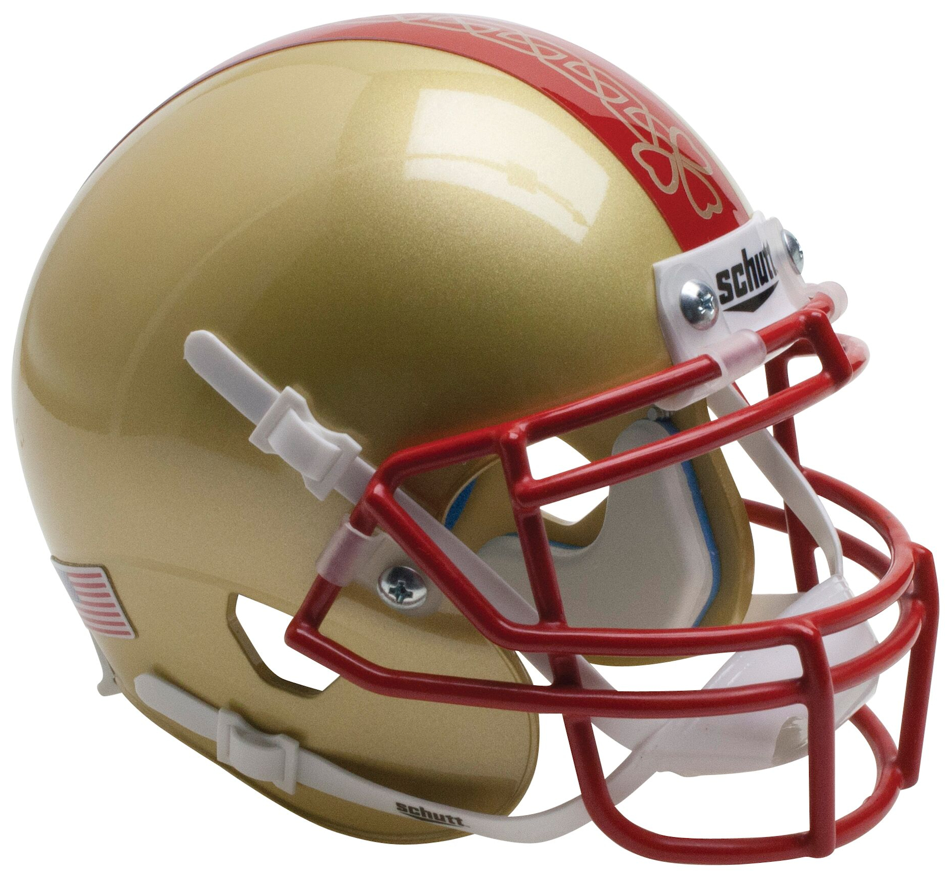Boston College Eagles Mini XP Authentic Helmet Schutt <B>Ireland</B>