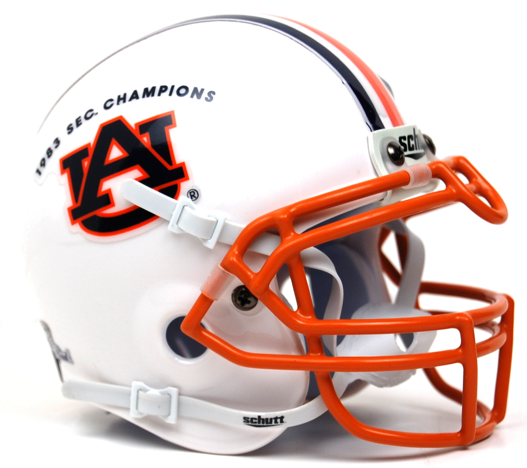 Auburn Tigers SEC Champ 1983 Schutt Mini Authentic Helmet