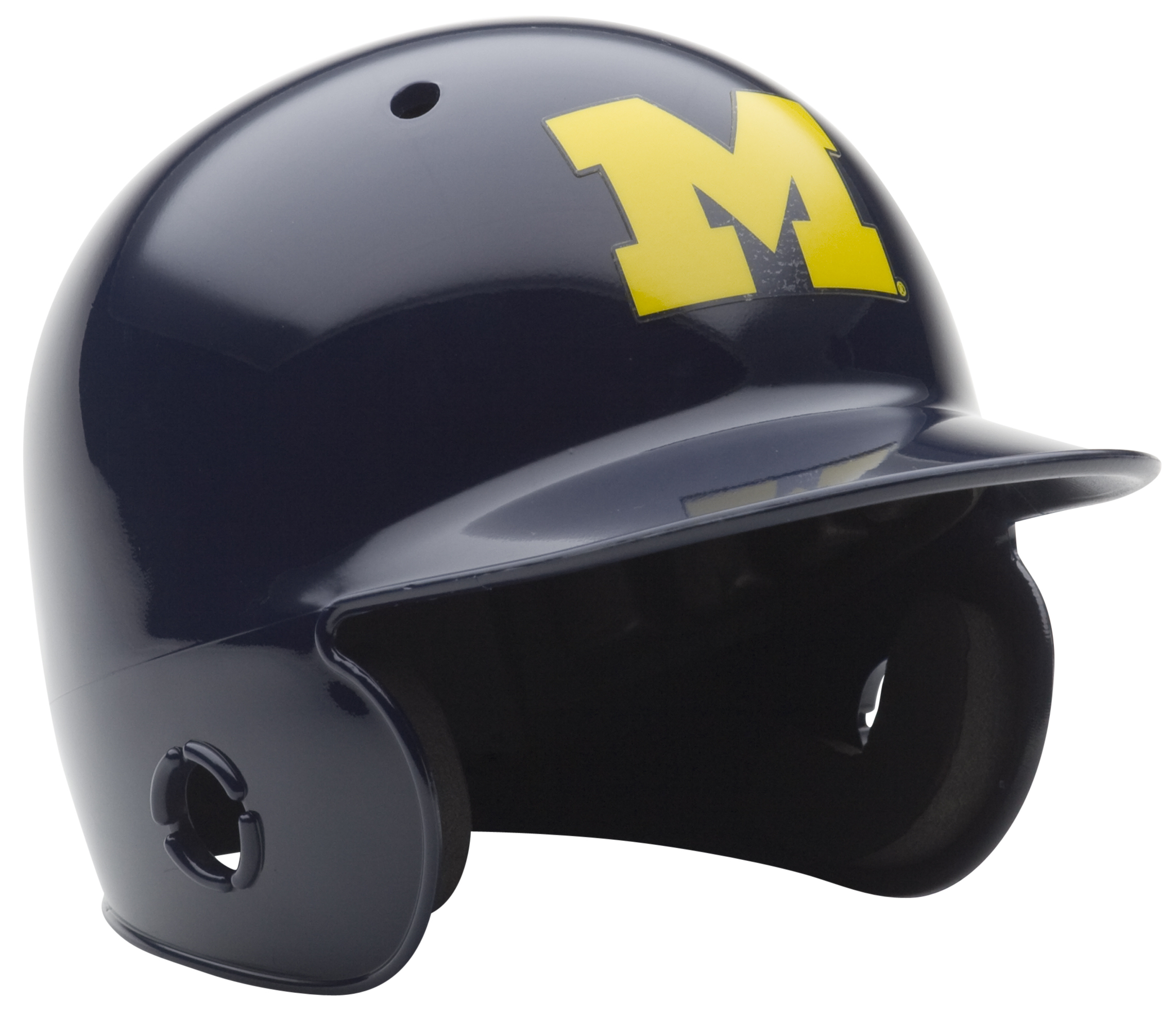 Michigan Wolverines Mini Batters Helmet