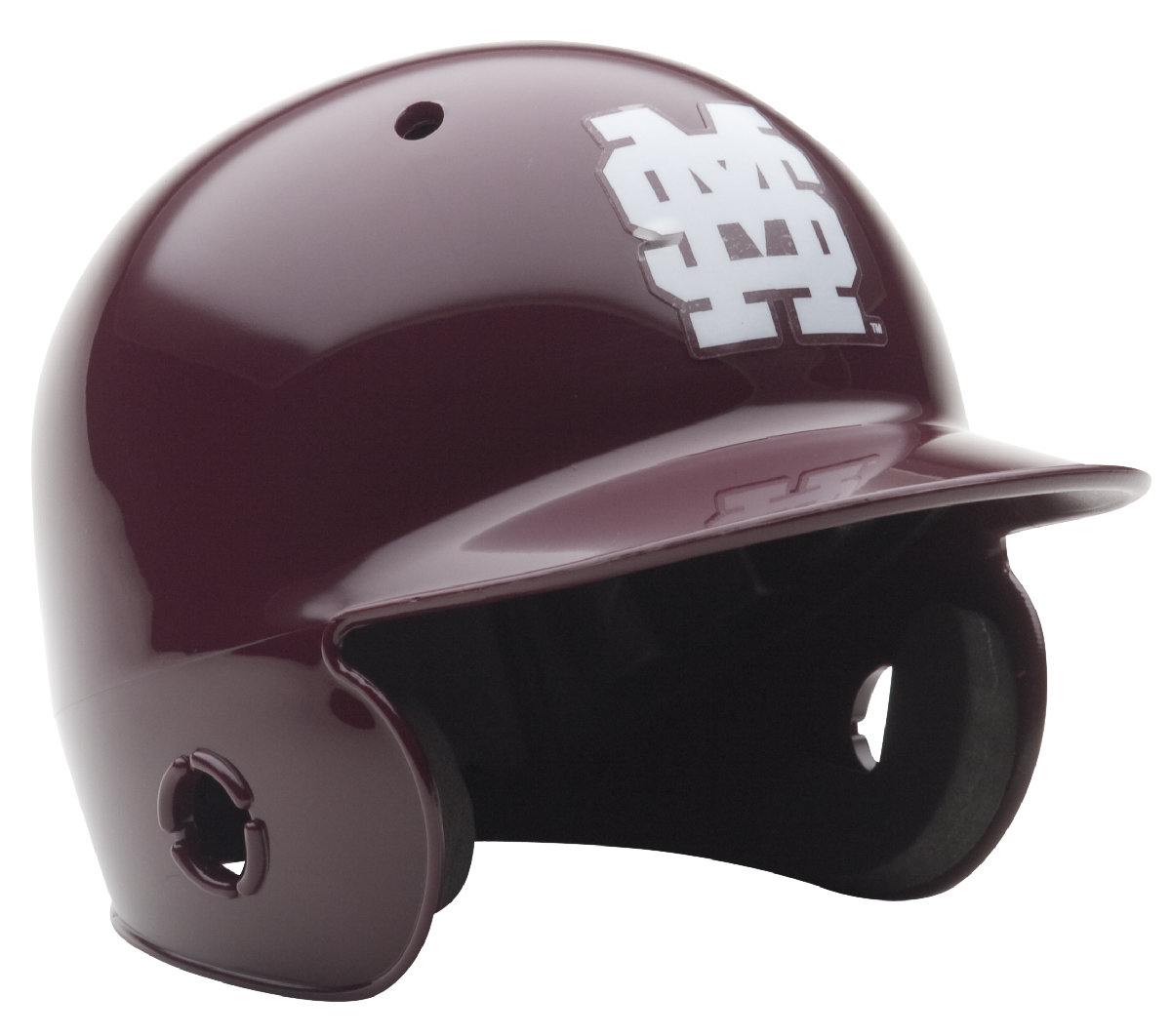Mississippi State Bulldogs Mini Batters Helmet