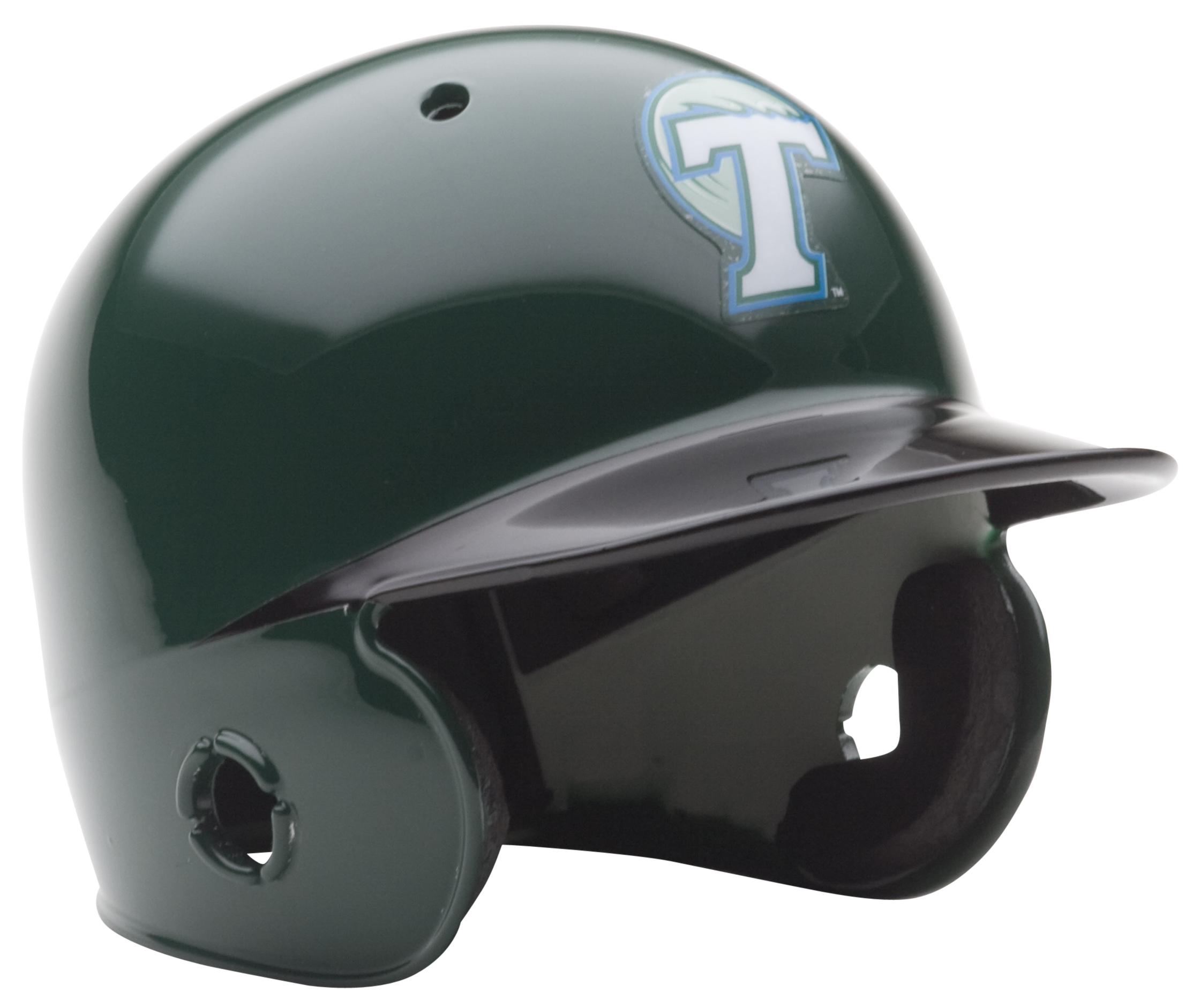 Tulane Green Wave Mini Batters Helmet
