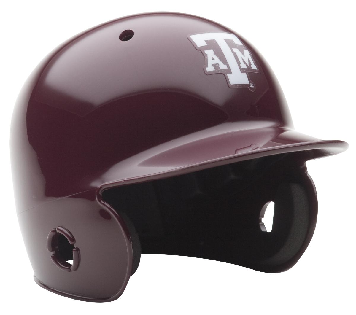 Texas A&M Aggies Mini Batters Helmet