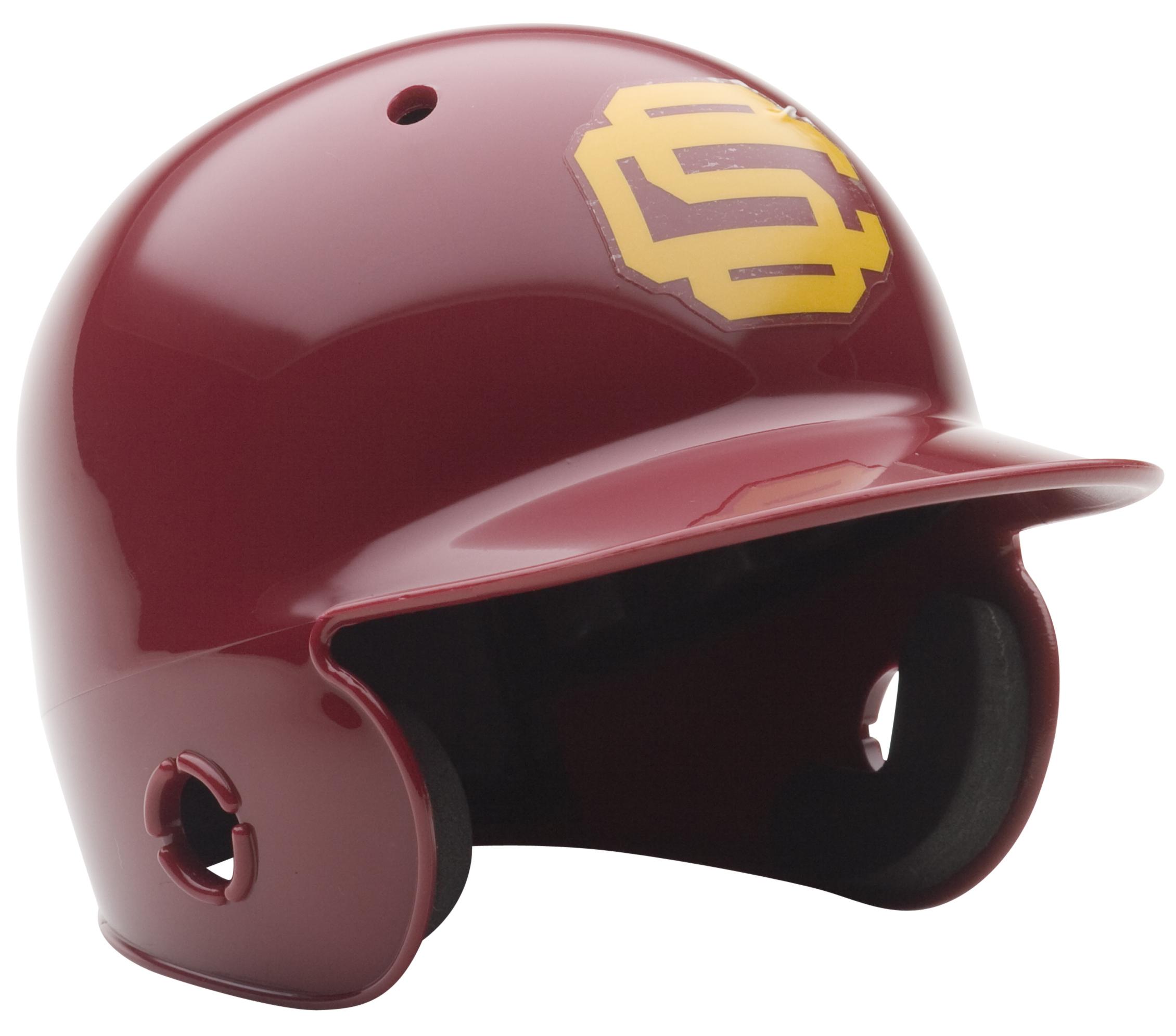 USC Trojans Mini Batters Helmet