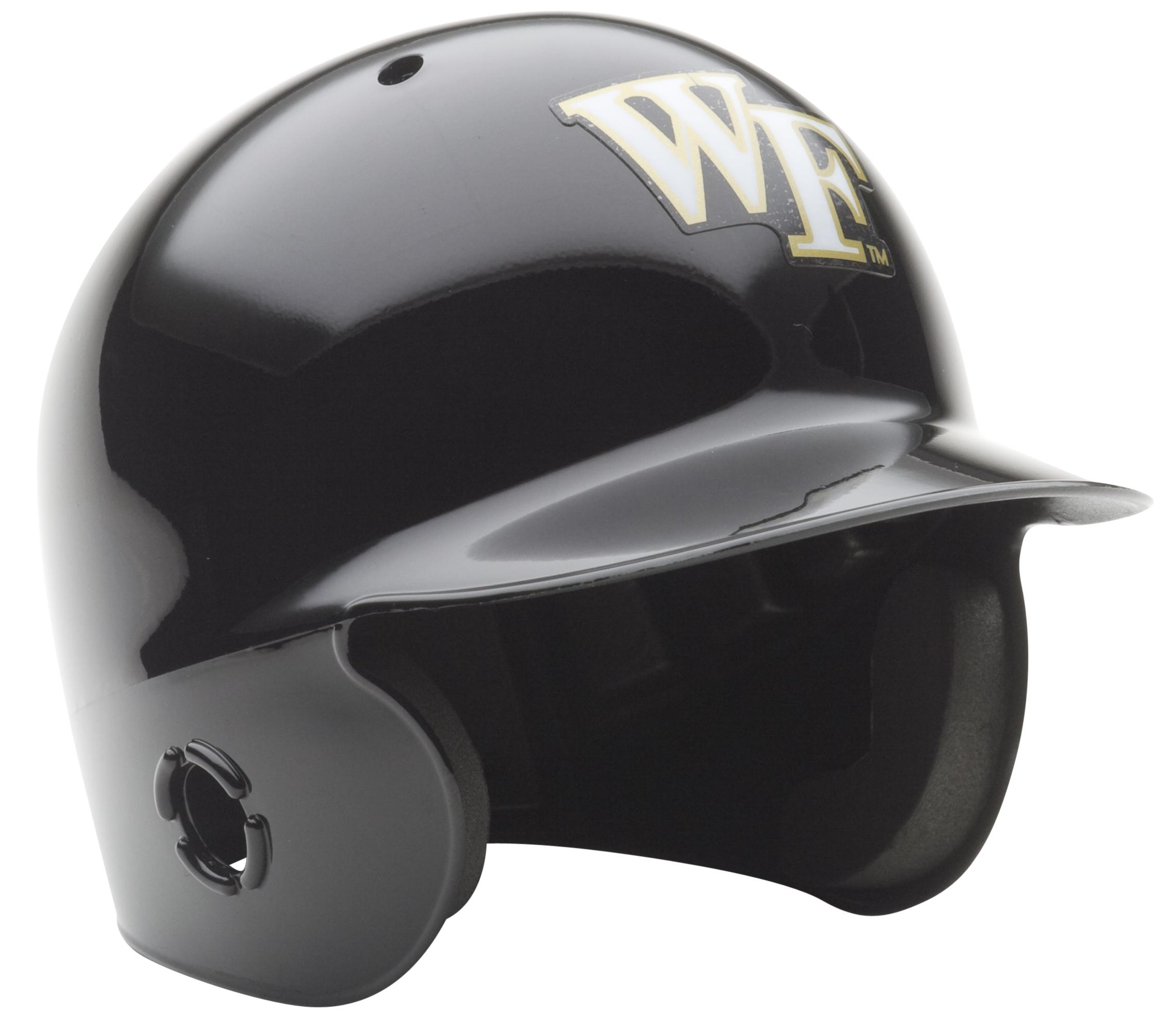 Wake Forest Demon Deacons Mini Batters Helmet