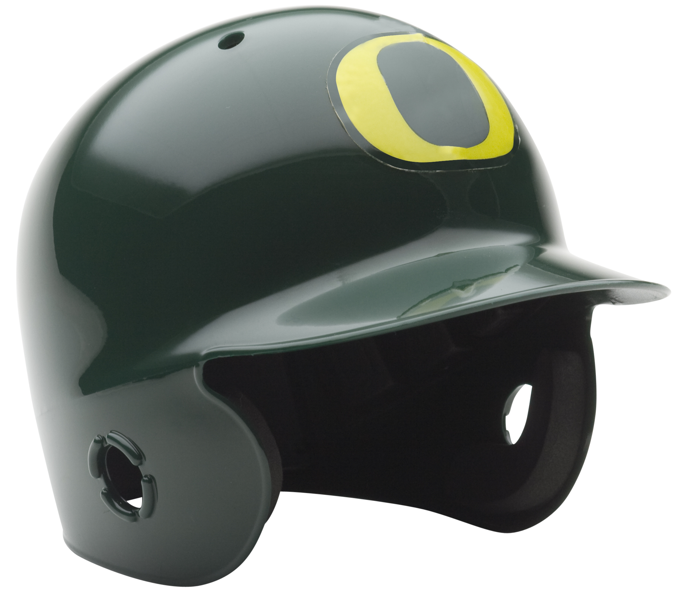 Oregon Ducks Mini Batters Helmet