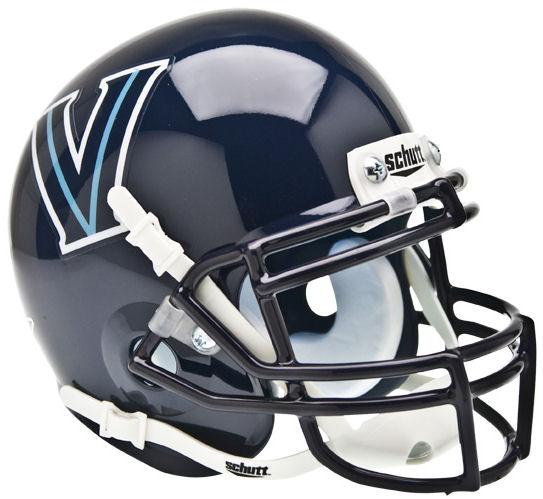 Villanova Wildcats Mini XP Authentic Helmet Schutt