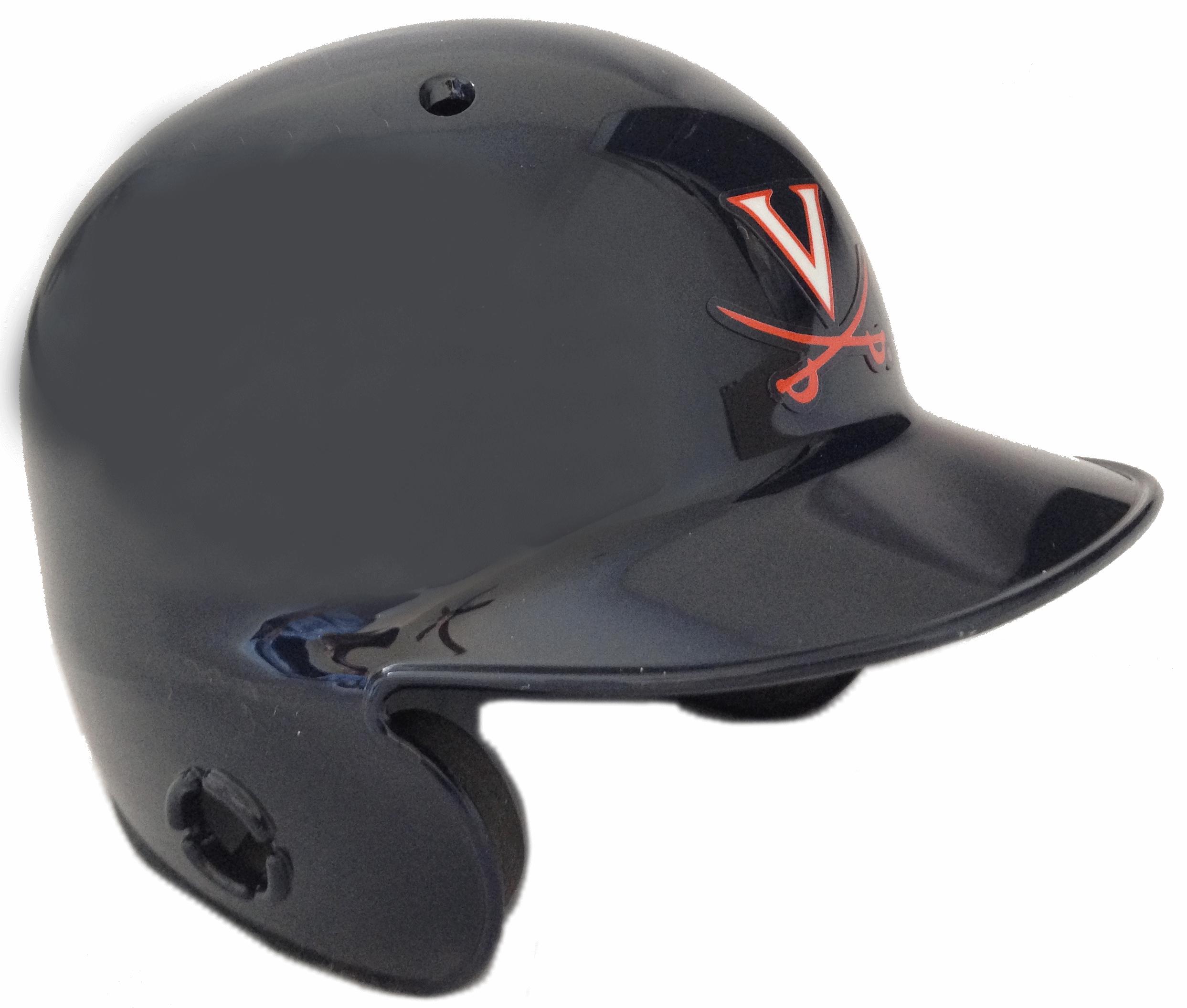Virginia Cavaliers Mini Batters Helmet