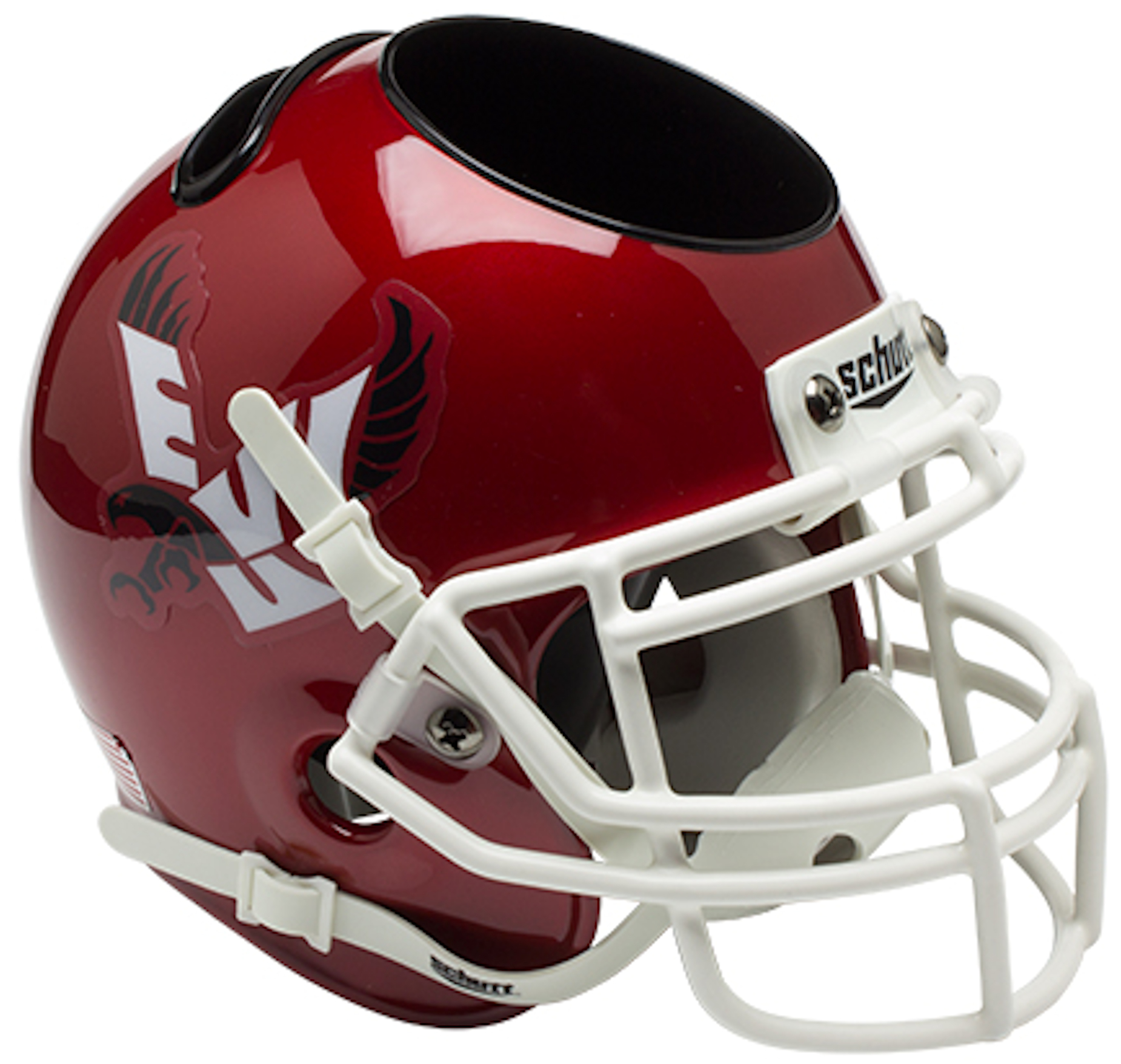 Eastern Washington Eagles Miniature Football Helmet Desk Caddy