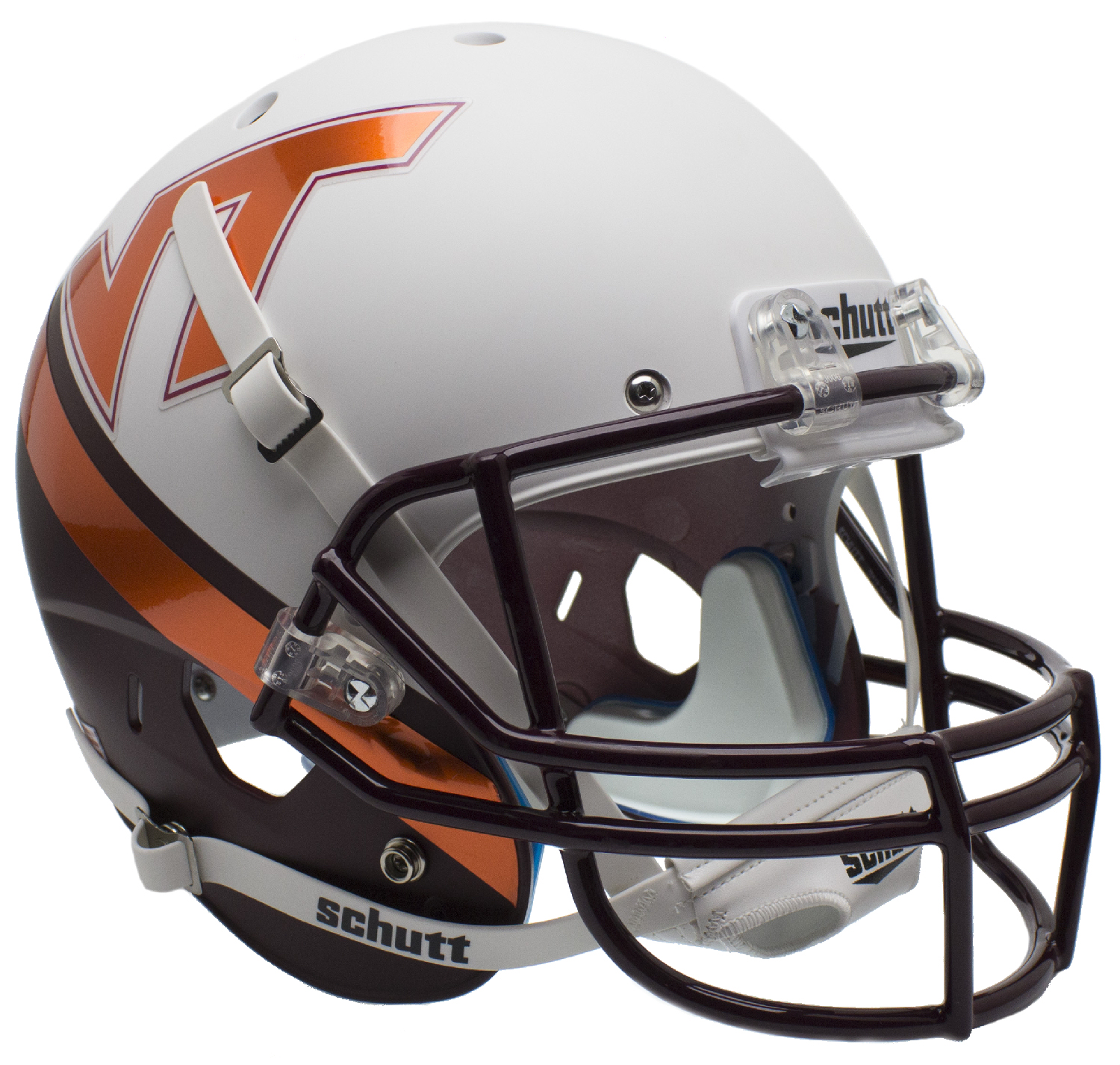 Virginia Tech Hokies Full XP Replica Football Helmet Schutt <B>New 2015</B>