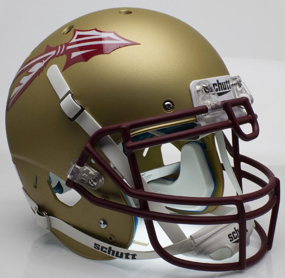 Florida State Seminoles Authentic College XP Football Helmet Schutt <B>Alt 2015</B>