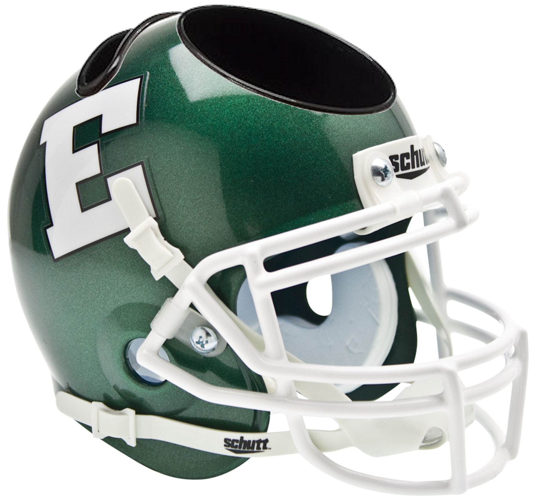 Eastern Michigan Eagles Miniature Football Helmet Desk Caddy