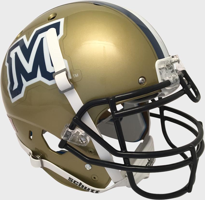 Montana State Bobcats Authentic College XP Football Helmet Schutt
