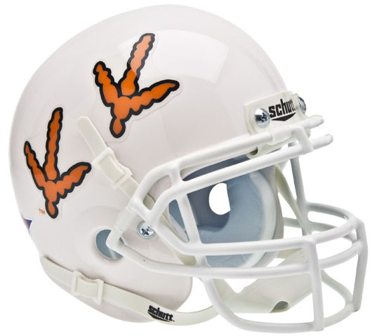 Virginia Tech Hokies Mini XP Authentic Helmet Schutt <B>Gobbler</B>