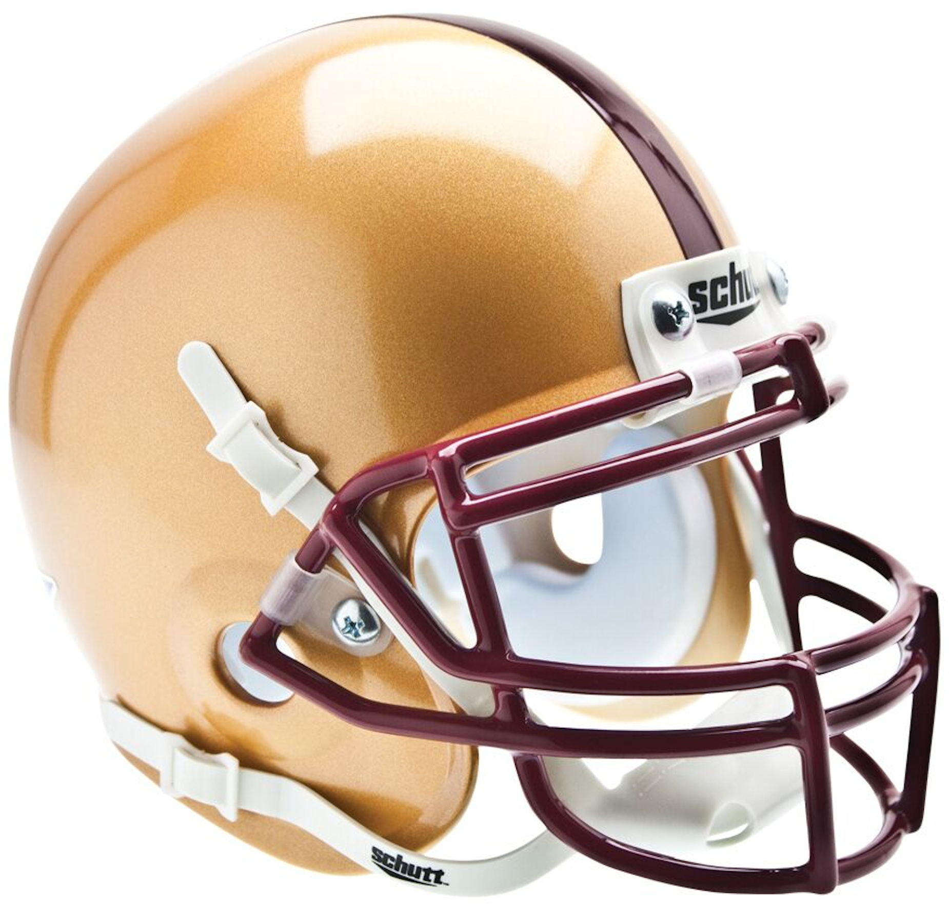 Boston College Eagles Mini XP Authentic Helmet Schutt