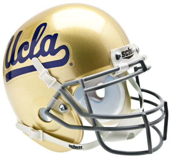 UCLA Bruins Mini XP Authentic Helmet Schutt