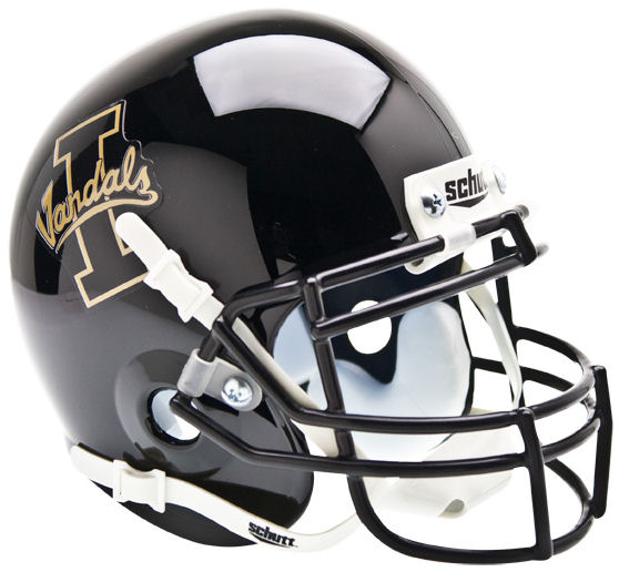Idaho Vandals Mini XP Authentic Helmet Schutt
