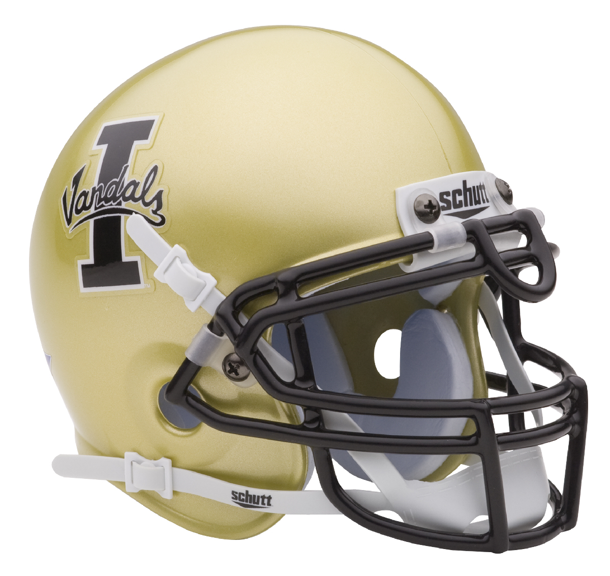 Idaho Vandals 2008 to 2011 Mini Authentic Helmet Schutt