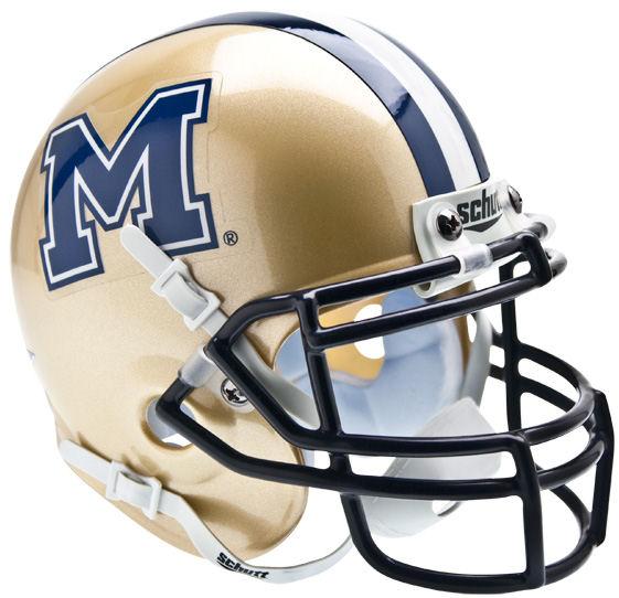 Montana State Bobcats Full XP Replica Football Helmet Schutt