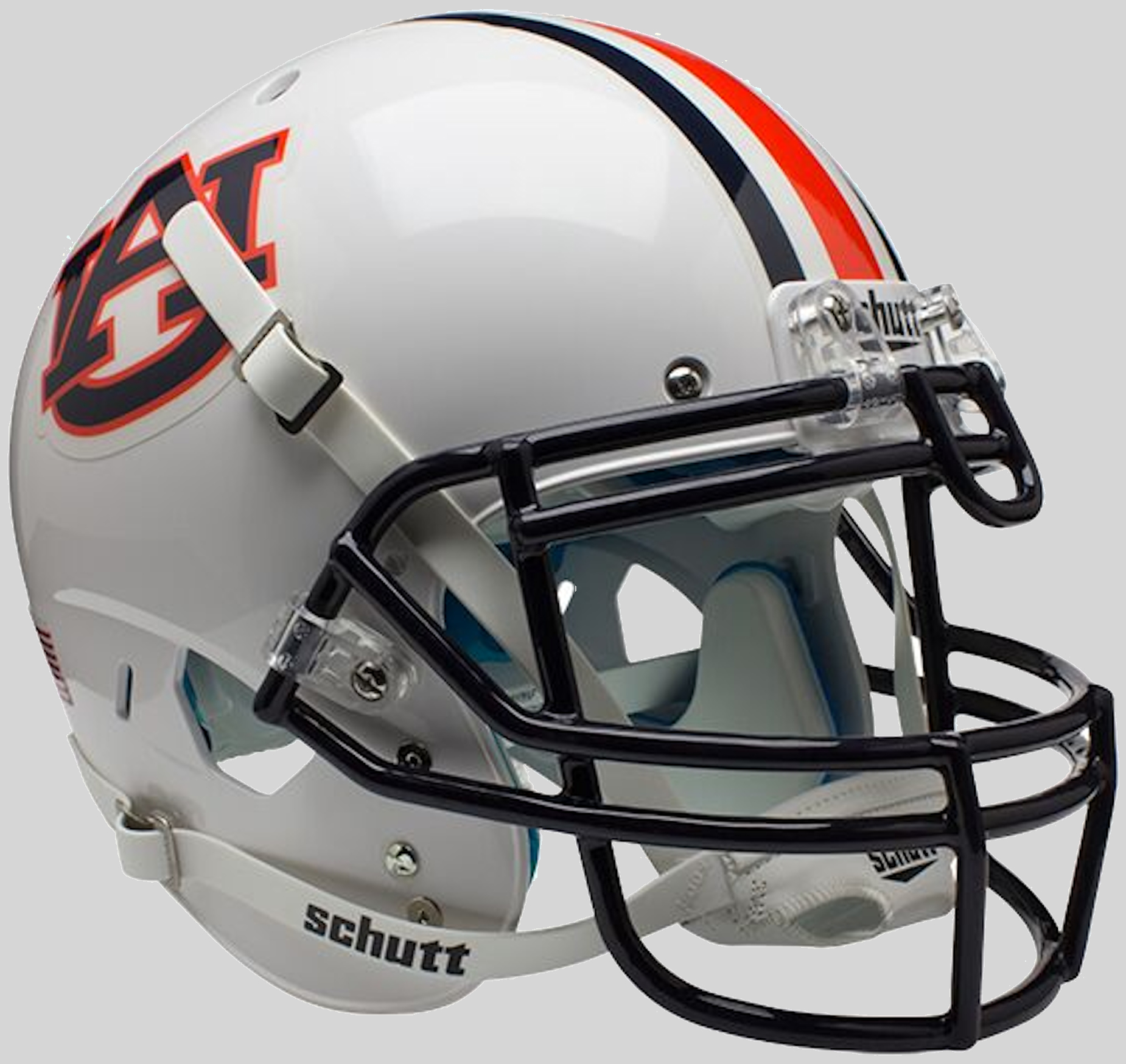 Auburn Tigers Authentic College XP Football Helmet Schutt