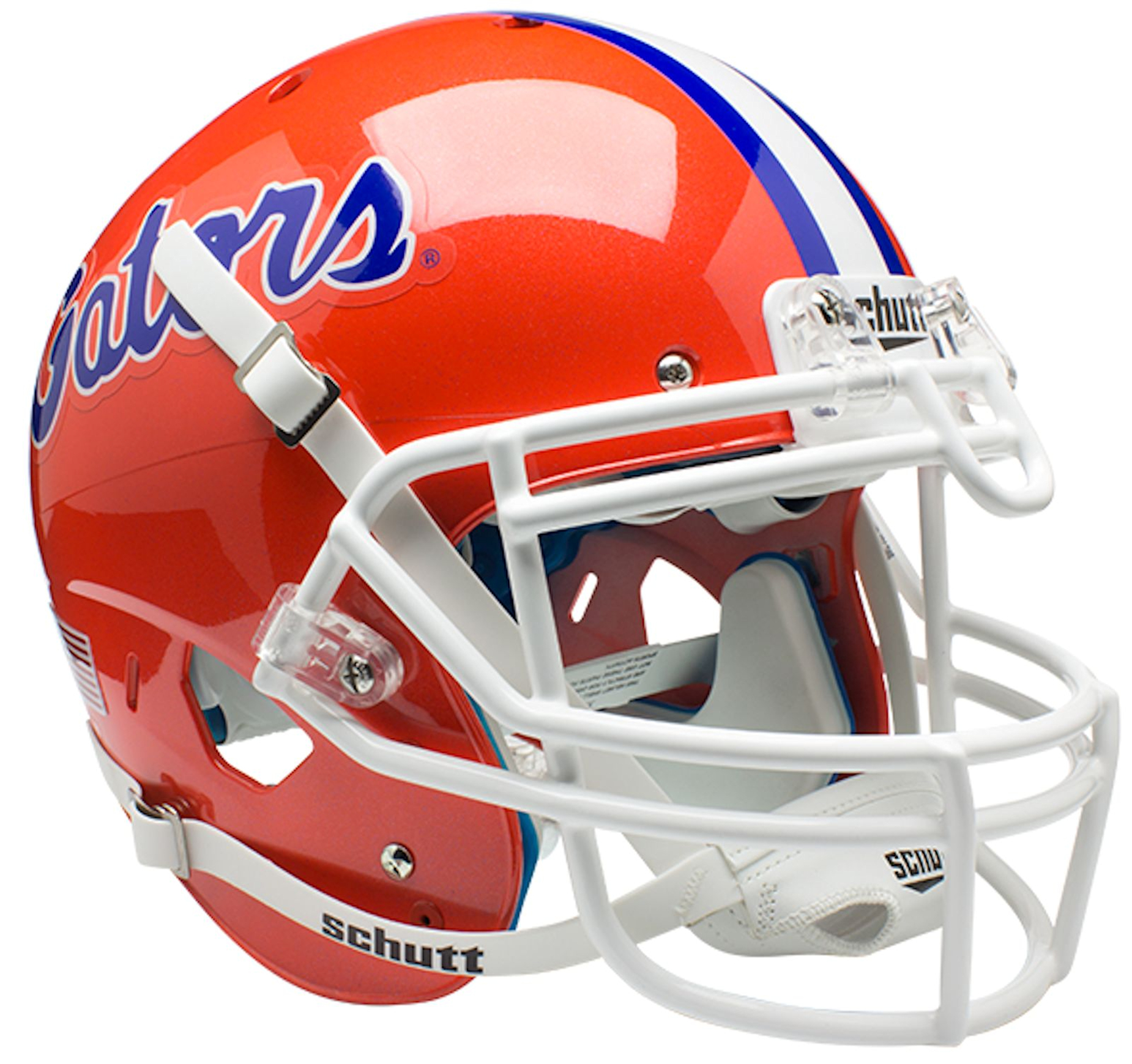 Florida Gators Authentic College XP Football Helmet Schutt
