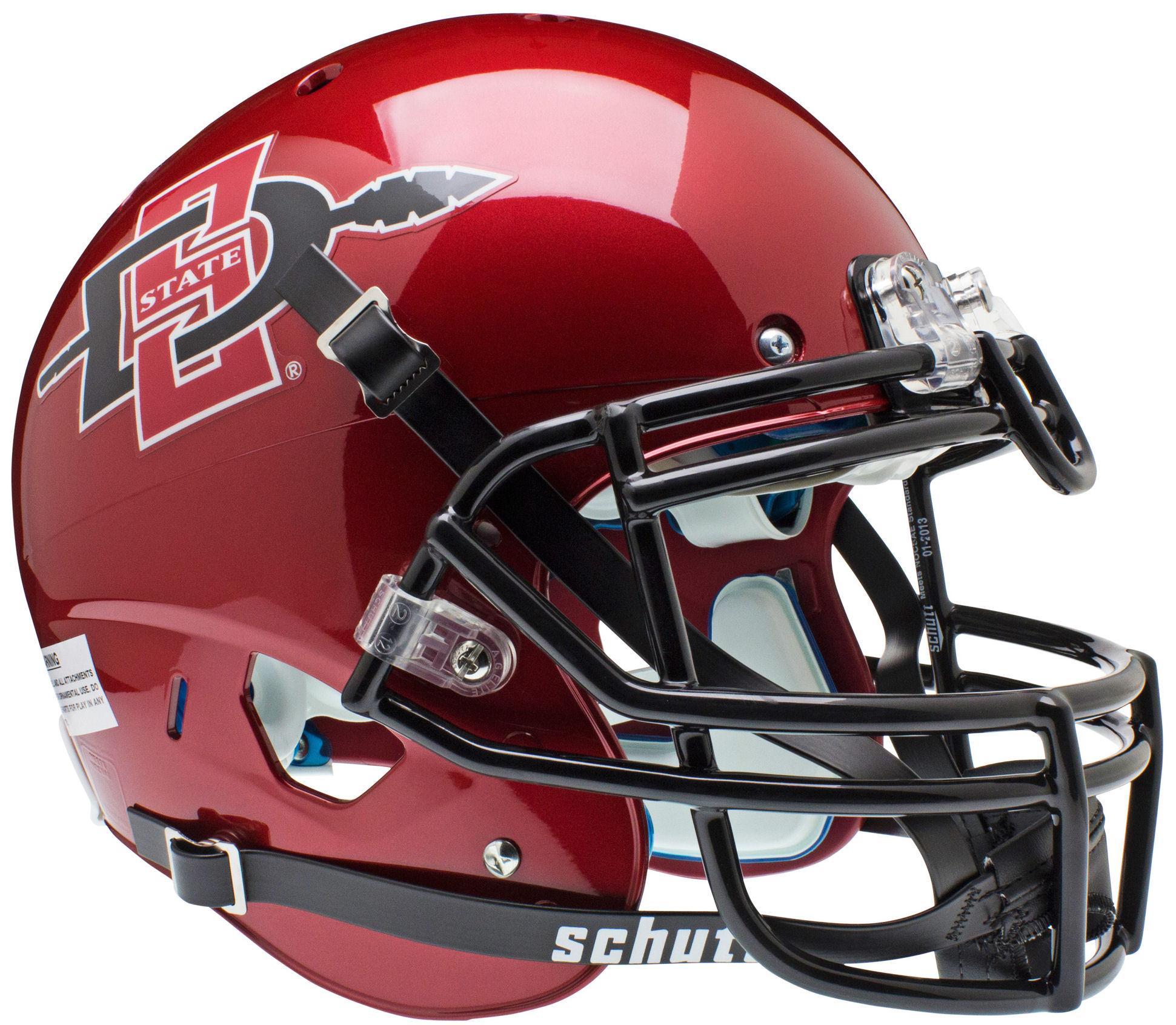San Diego State Aztecs Authentic College XP Football Helmet Schutt