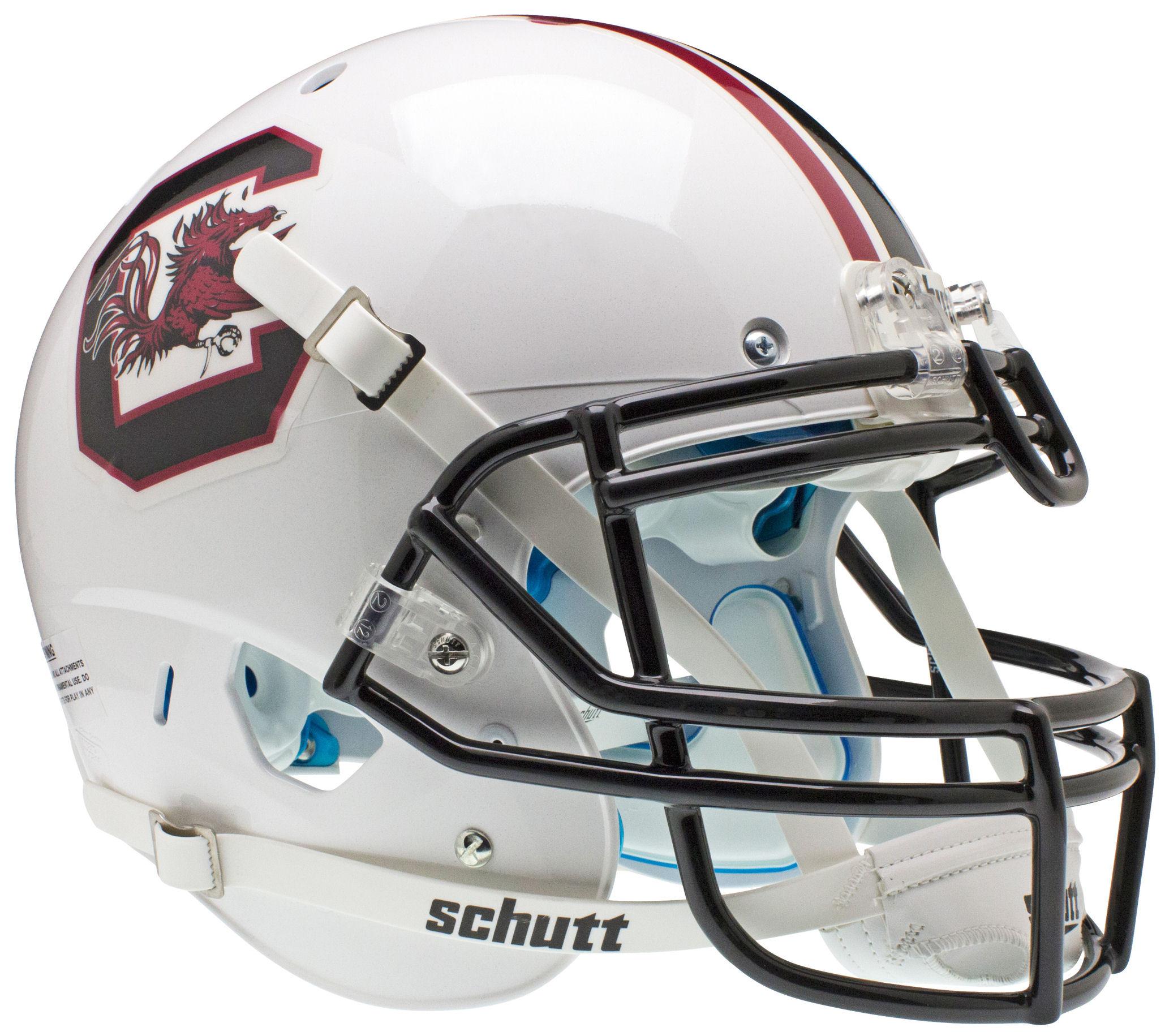 South Carolina Gamecocks Authentic College XP Football Helmet Schutt