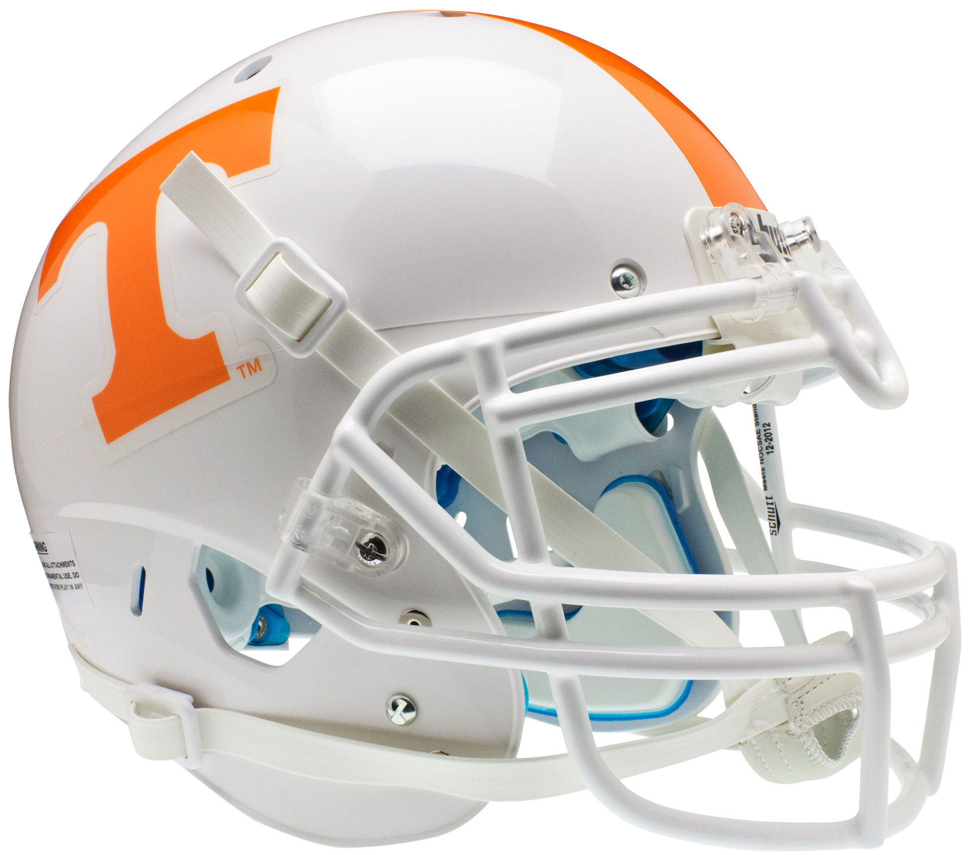 Tennessee Volunteers Authentic College XP Football Helmet Schutt <B>Throwback</B>