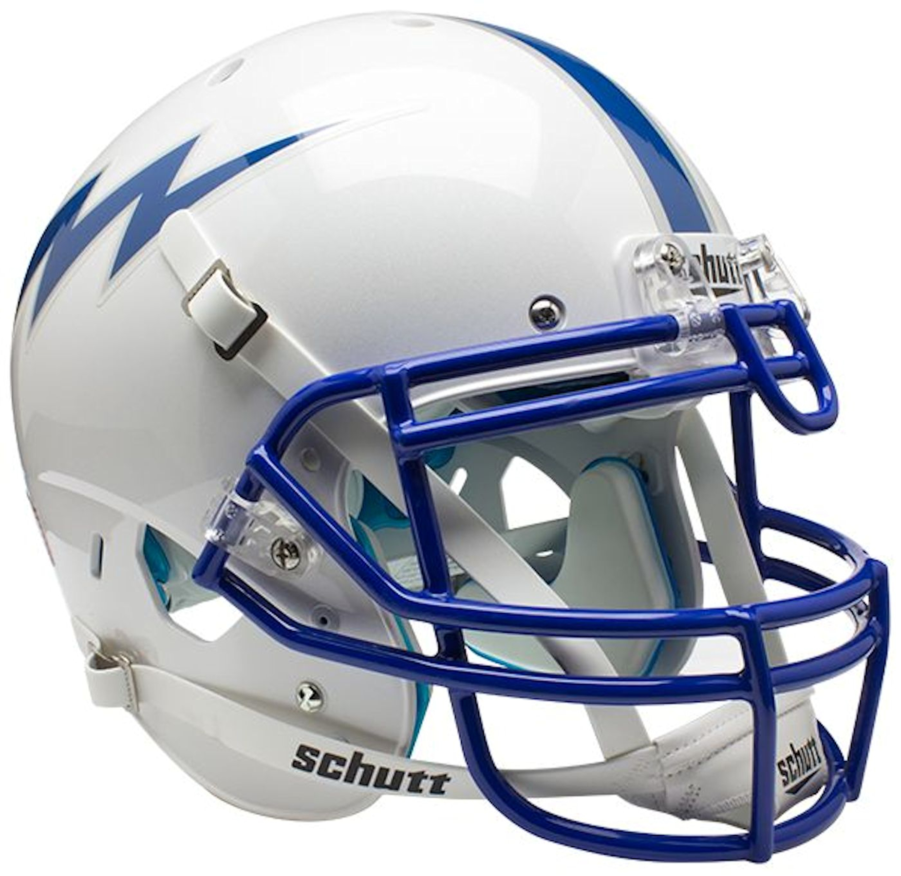 Air Force Falcons Authentic College XP Football Helmet Schutt