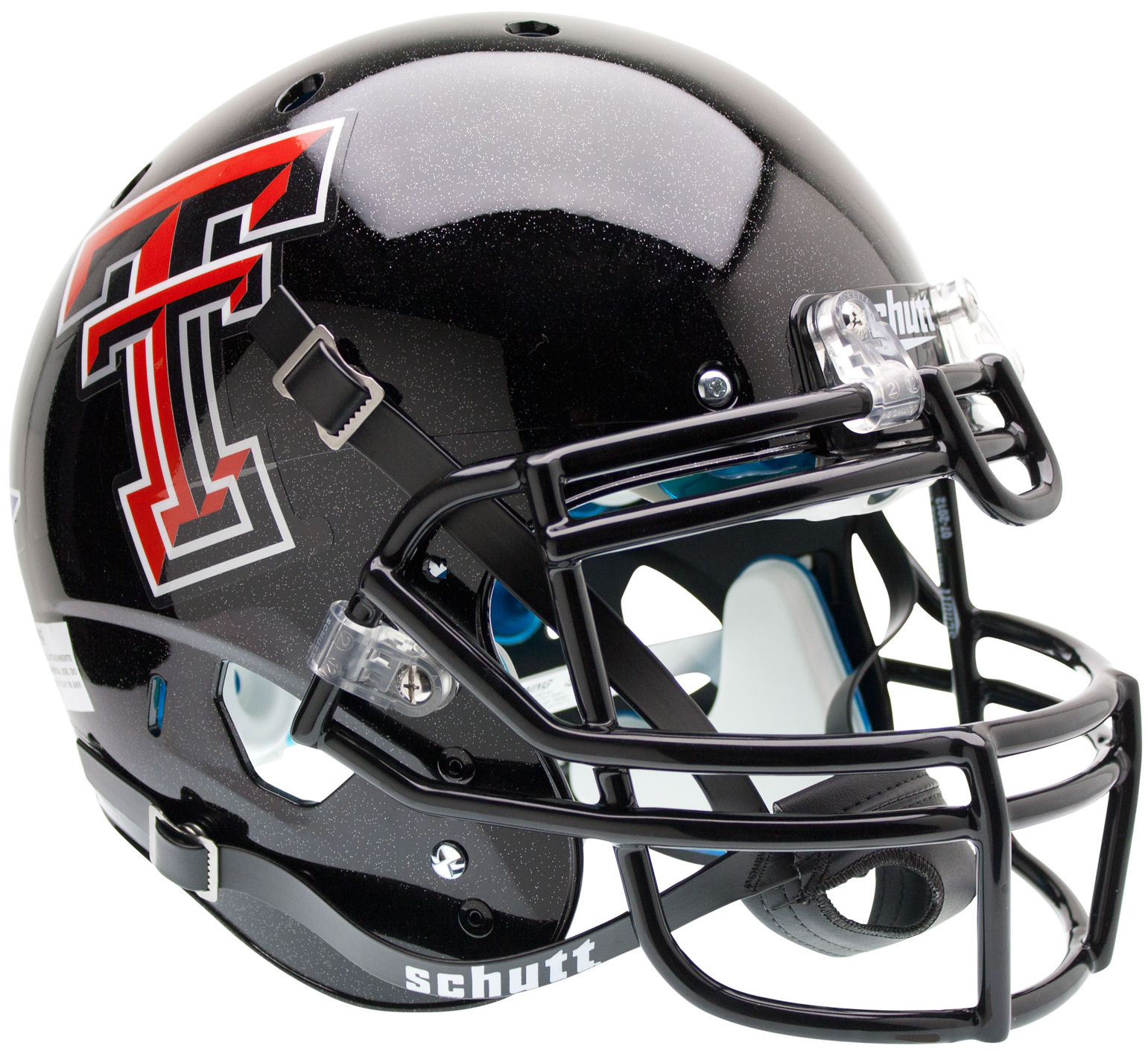 Texas Tech Red Raiders Authentic College XP Football Helmet Schutt