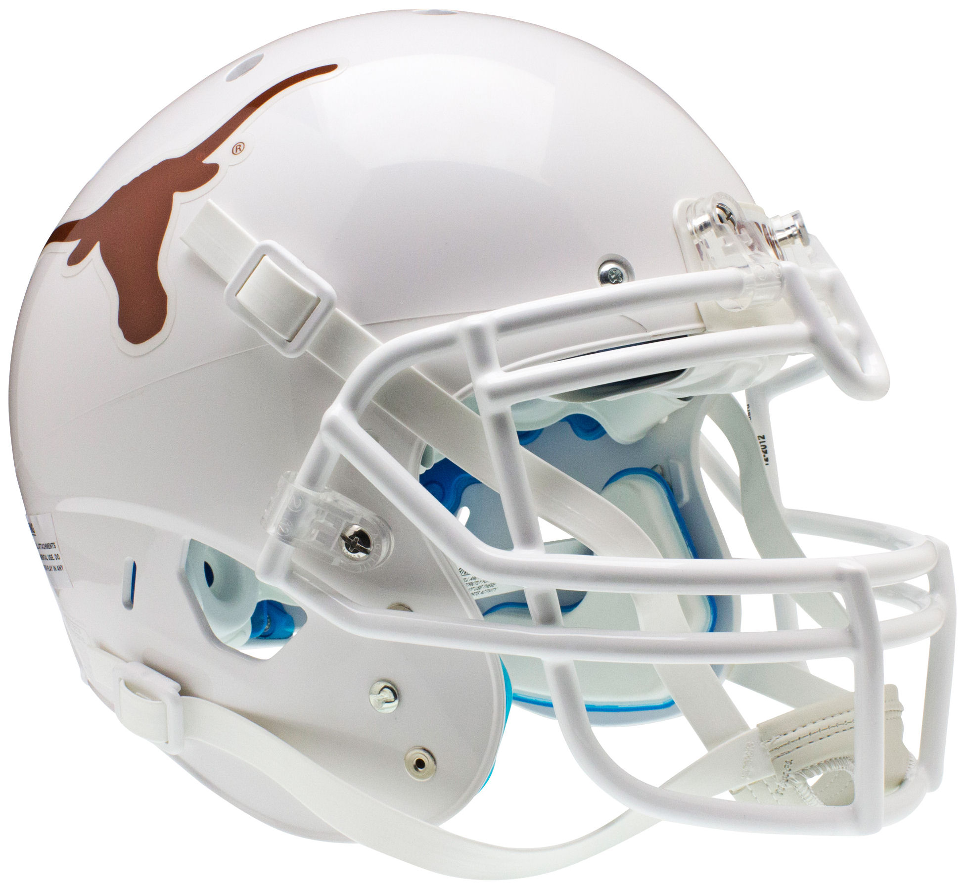 Texas Longhorns Authentic College XP Football Helmet Schutt