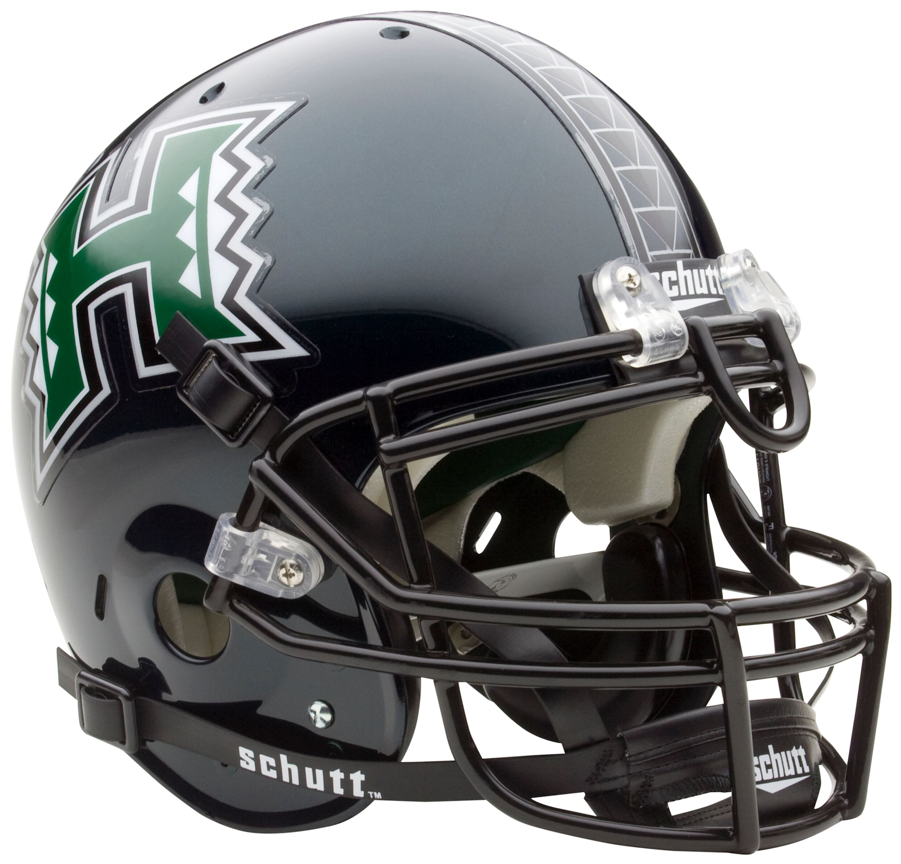 Hawaii Warriors Authentic College XP Football Helmet Schutt