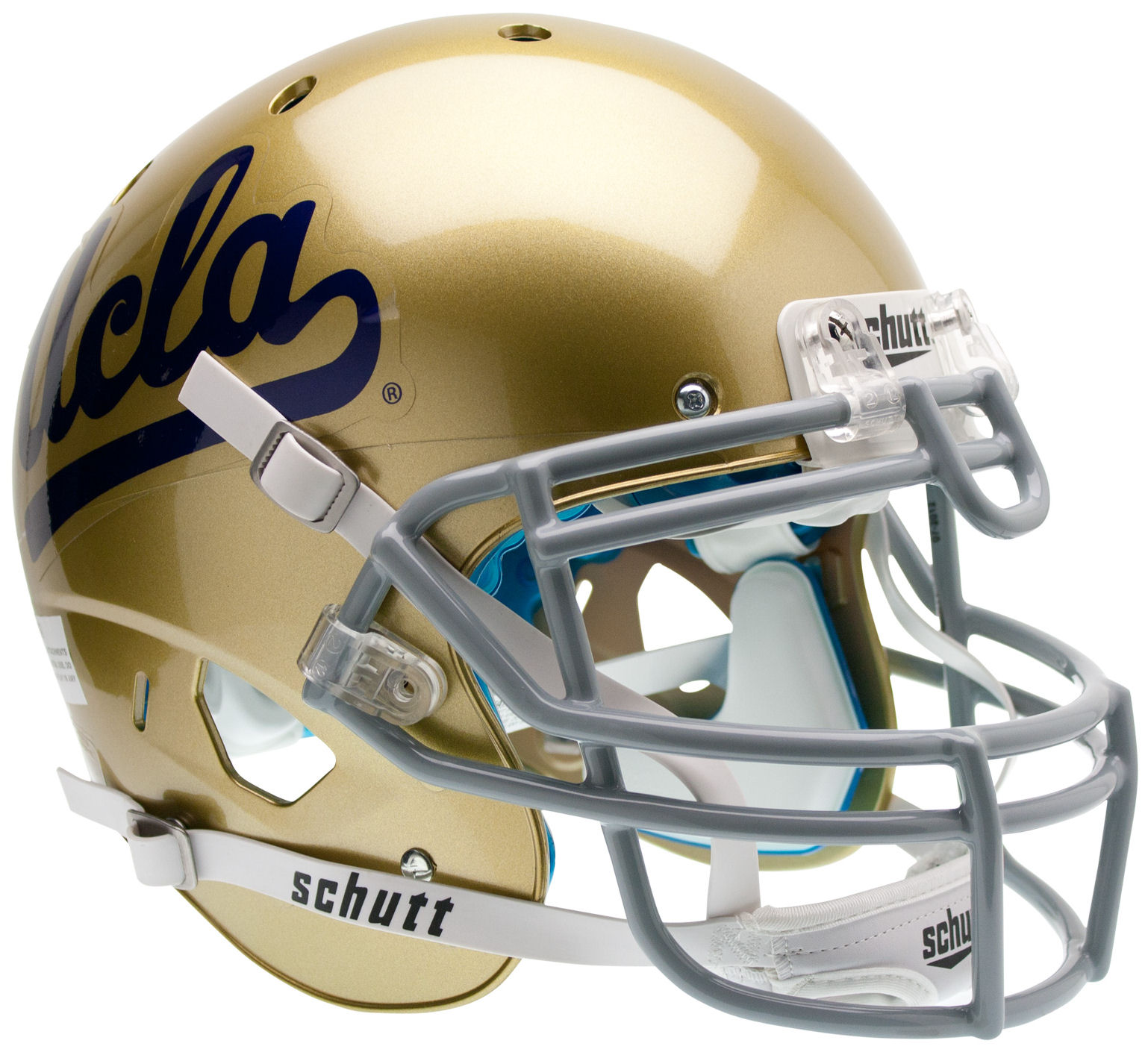 UCLA Bruins Authentic College XP Football Helmet Schutt