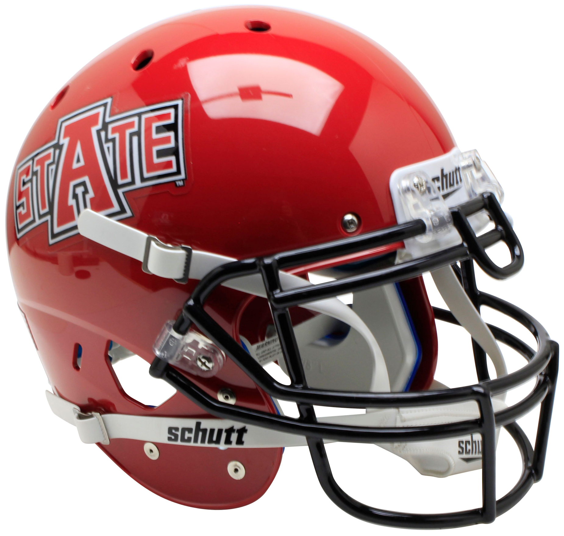 Arkansas State Red Wolves Authentic College XP Football Helmet Schutt  <B>Red</B>