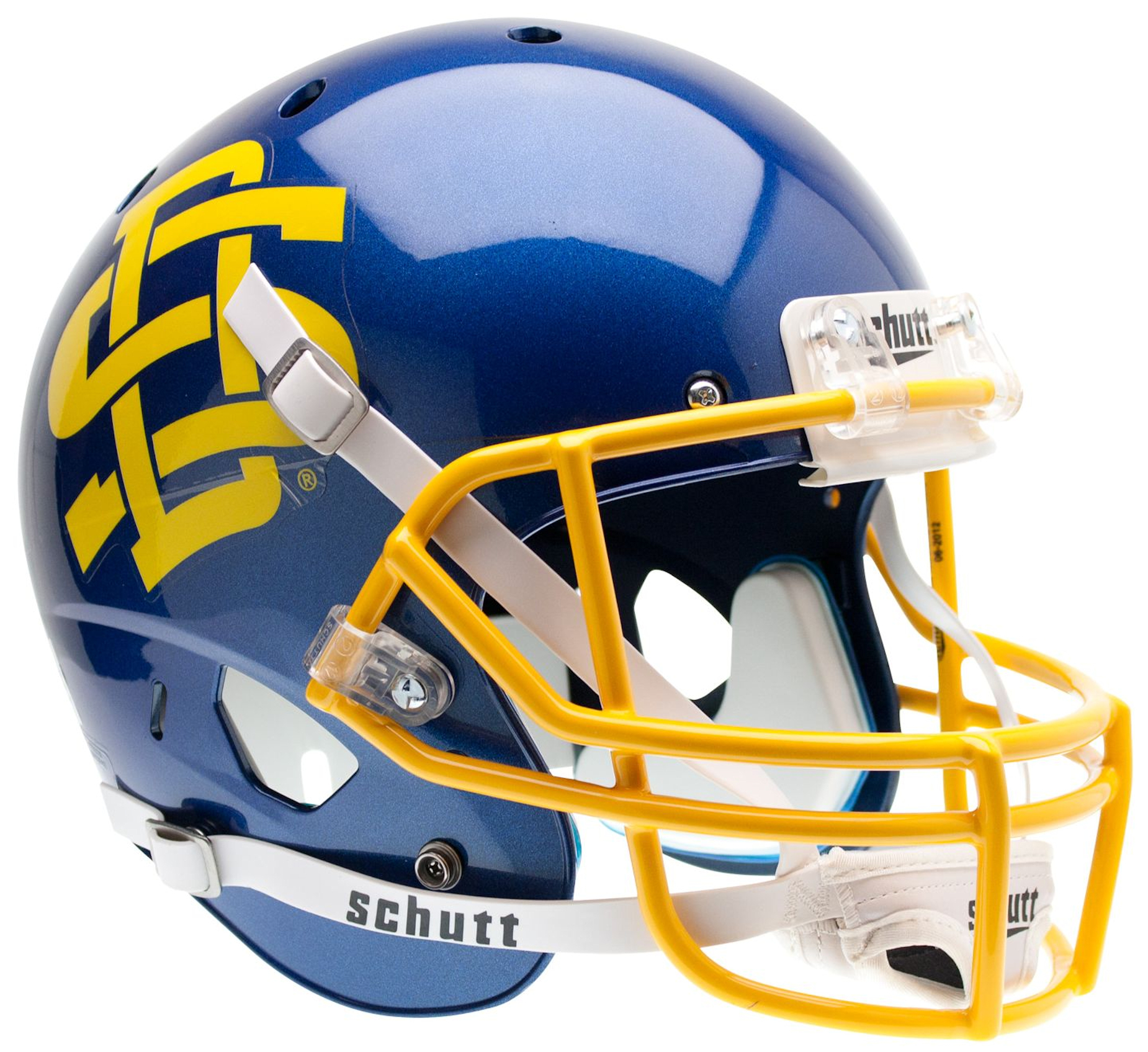 South Dakota State Jackrabbits Full XP Replica Football Helmet Schutt