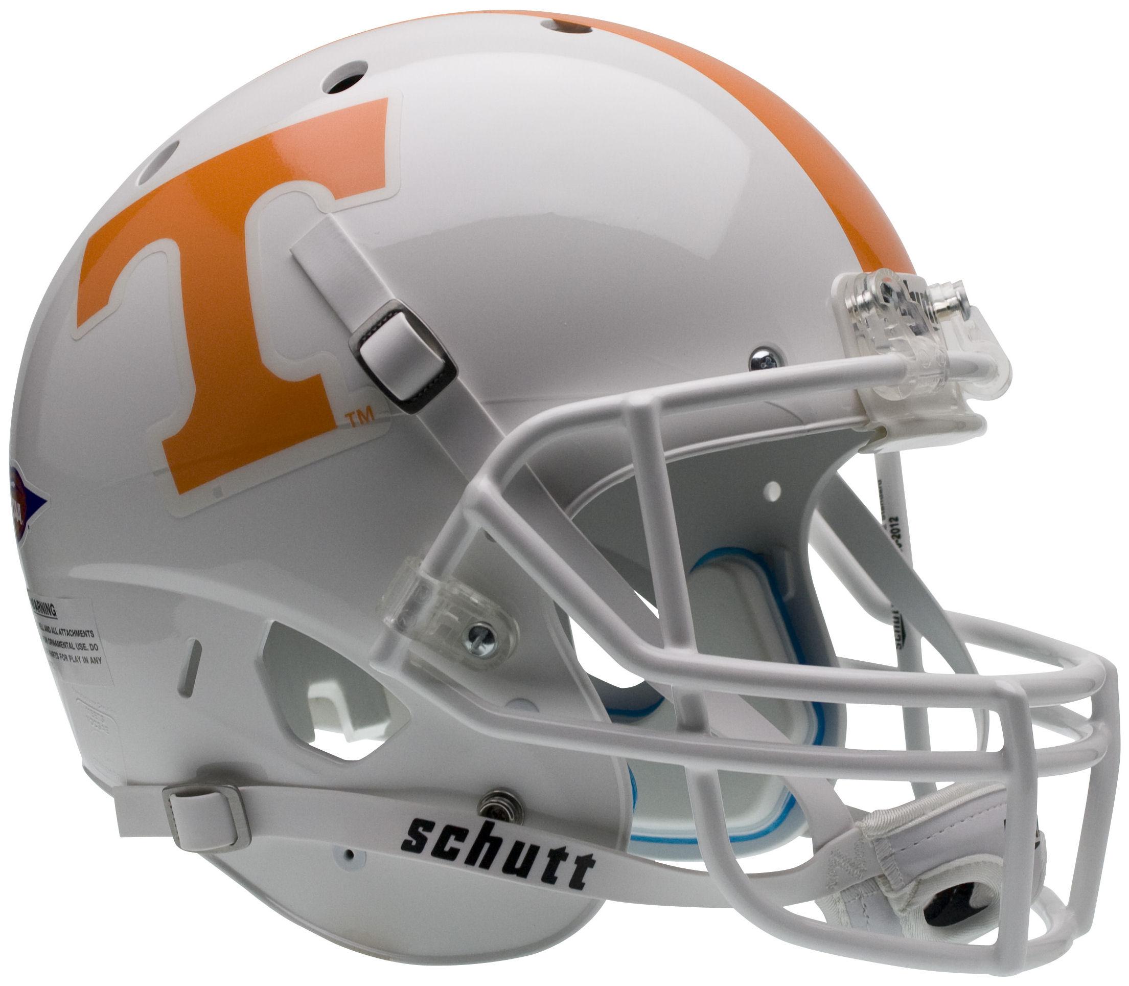 Tennessee Volunteers Full XP Replica Football Helmet Schutt <B>Throwback</B>