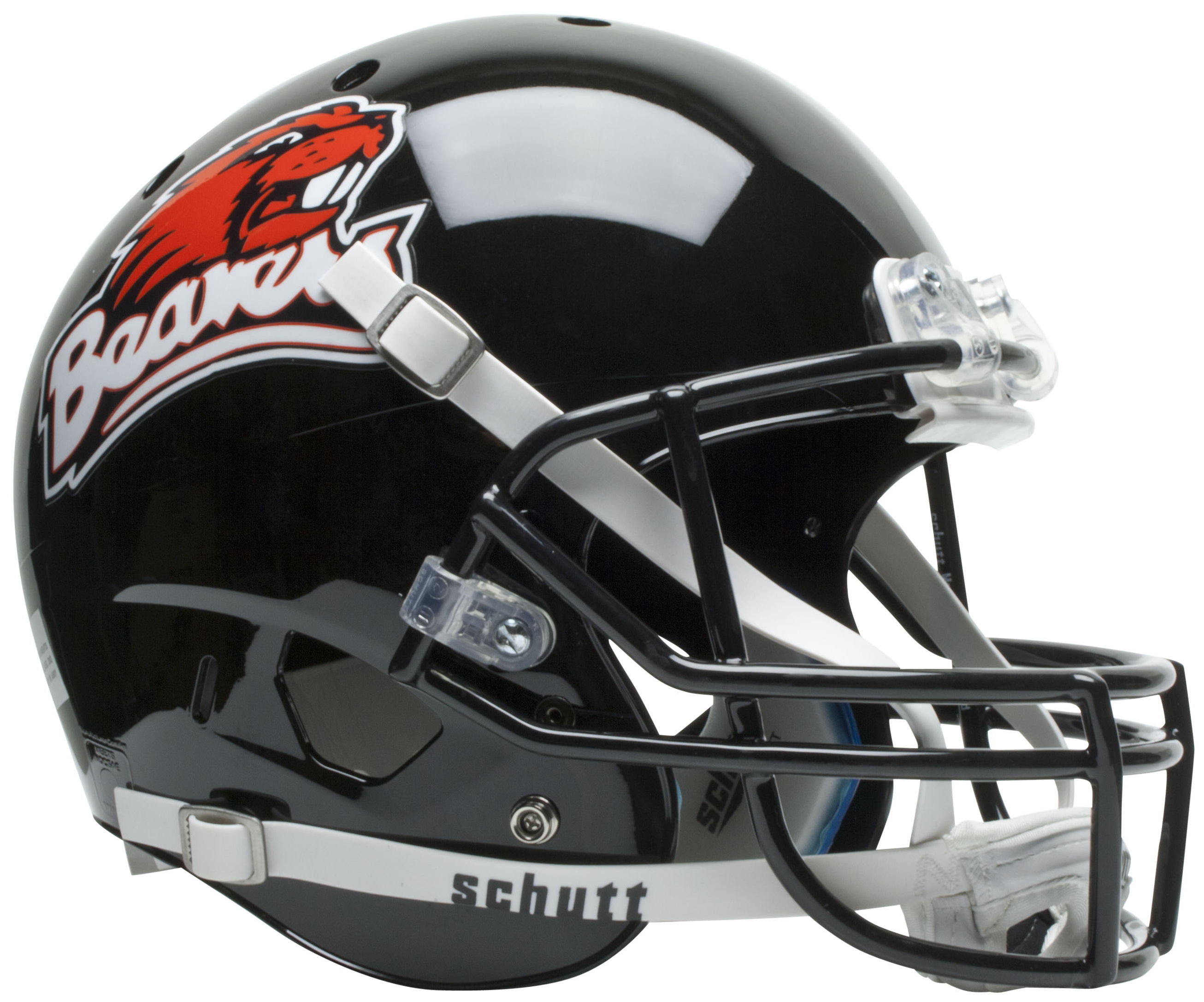 Oregon State Beavers Full XP Replica Football Helmet Schutt