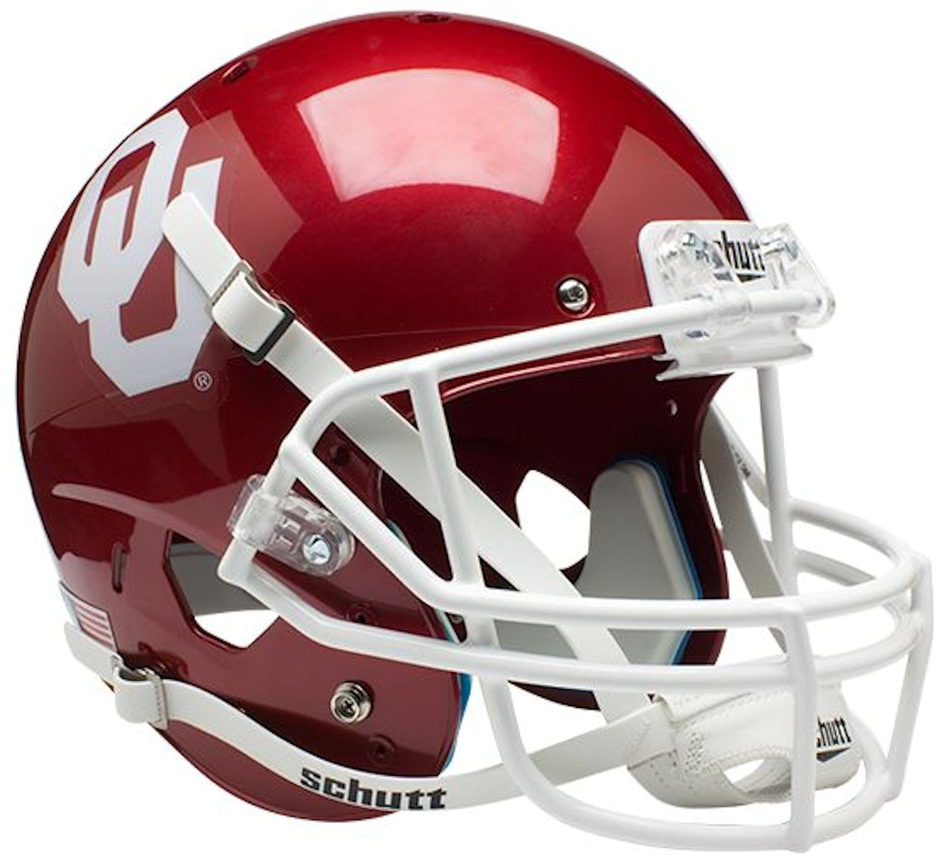 Oklahoma Sooners Full XP Replica Football Helmet Schutt