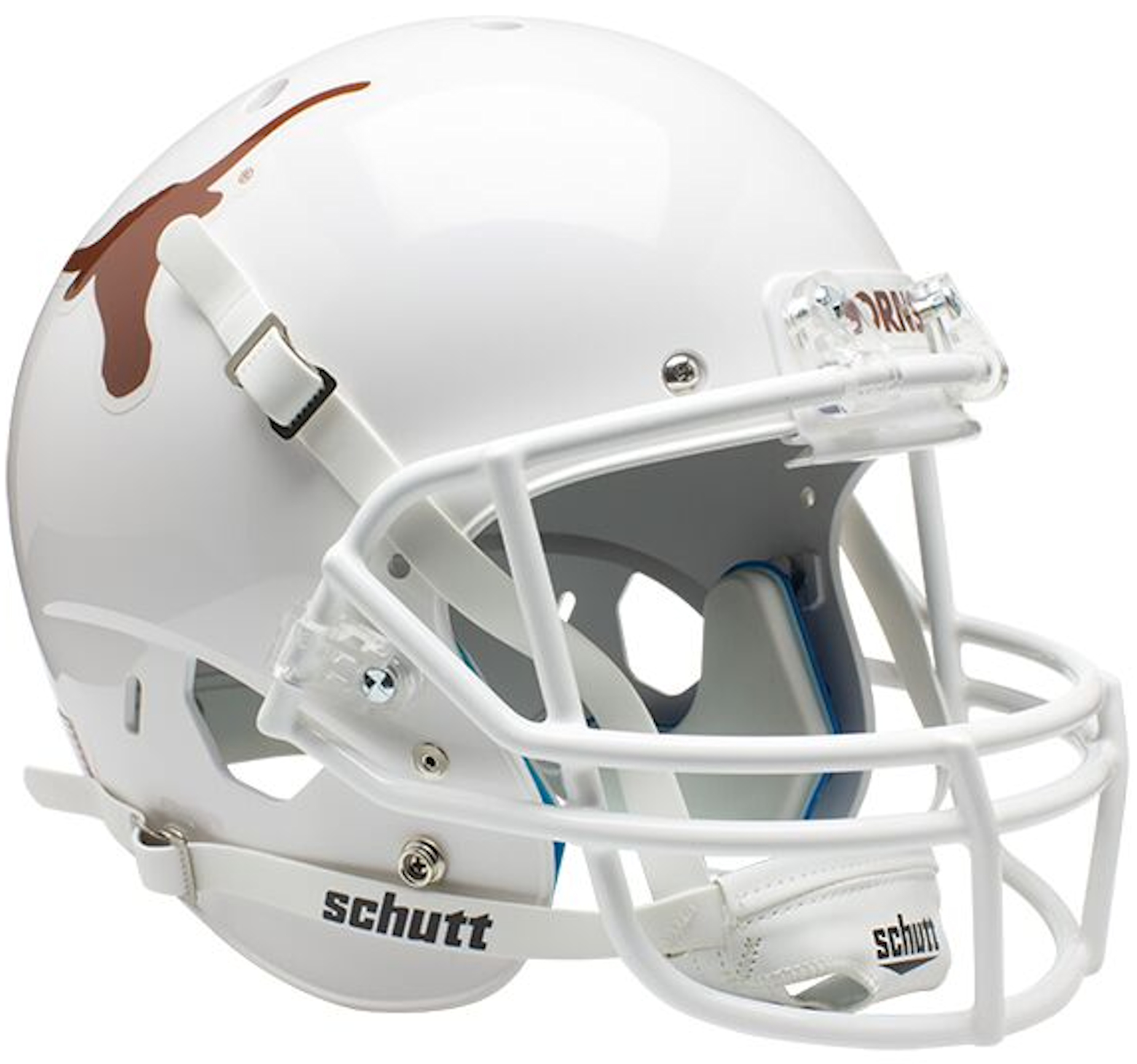Texas Longhorns Full XP Replica Football Helmet Schutt