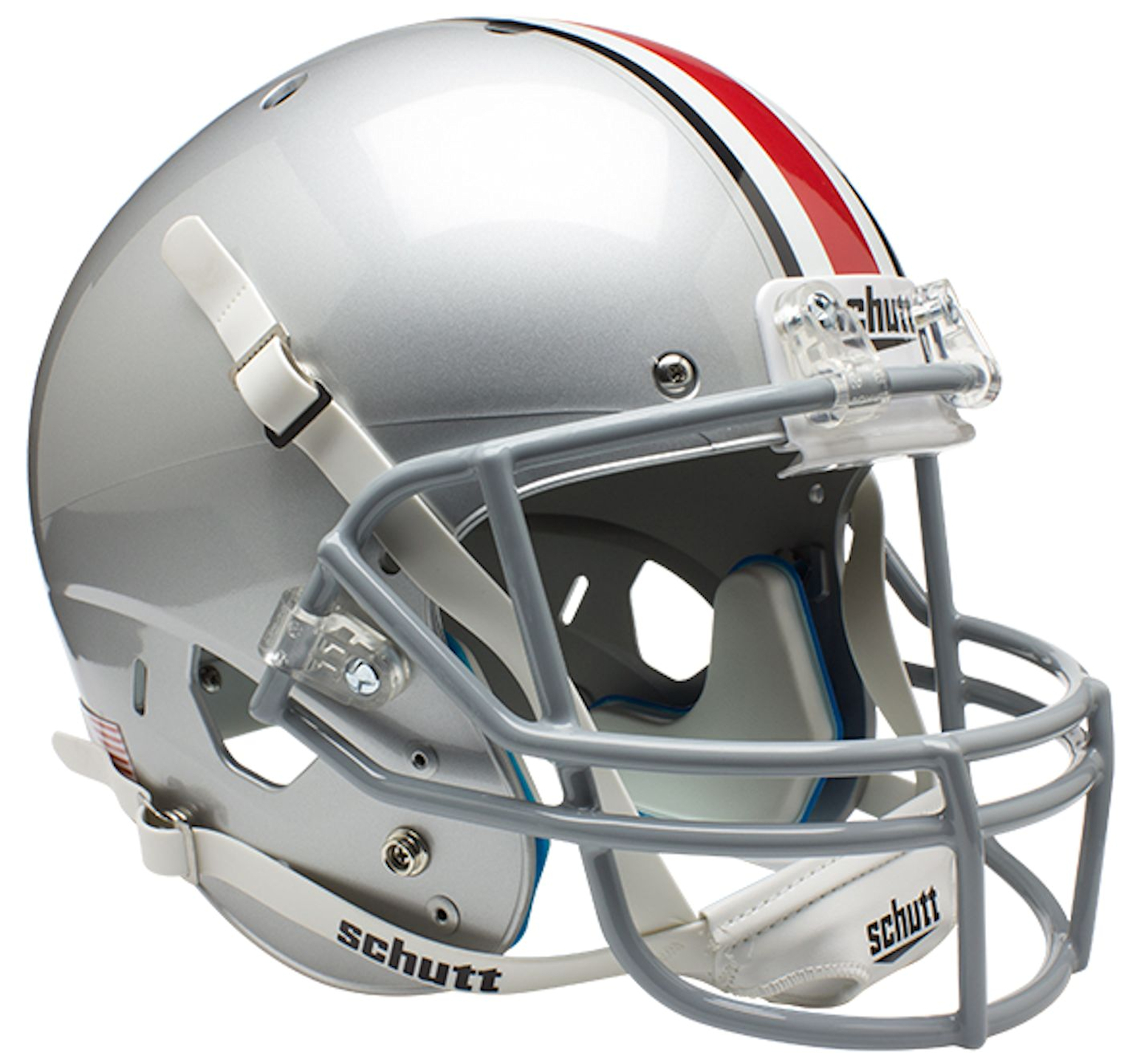 Ohio State Buckeyes Full XP Replica Football Helmet Schutt