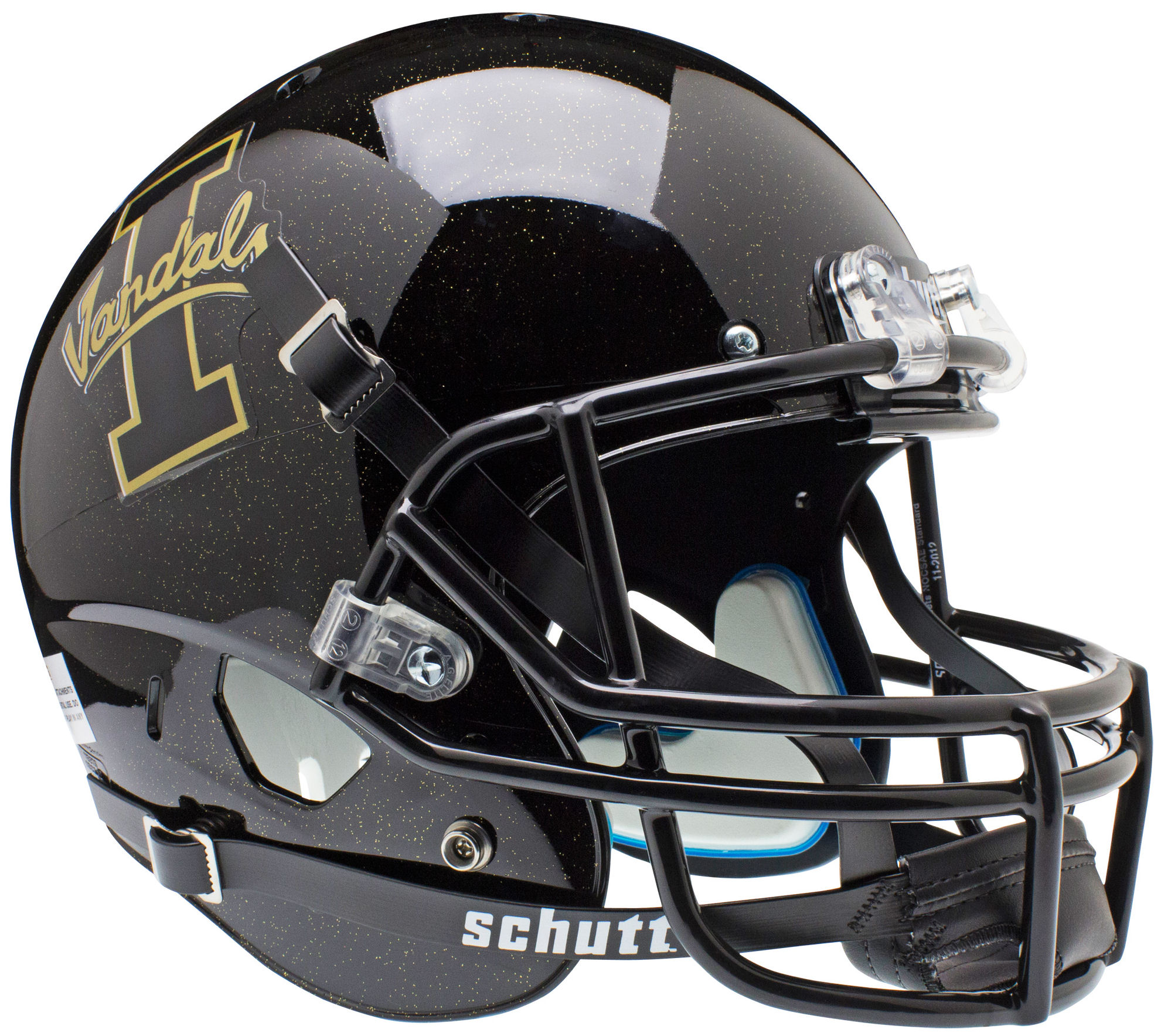 Idaho Vandals Full XP Replica Football Helmet Schutt