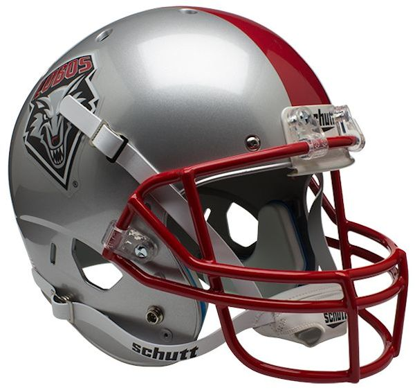 New Mexico Lobos Full XP Replica Football Helmet Schutt