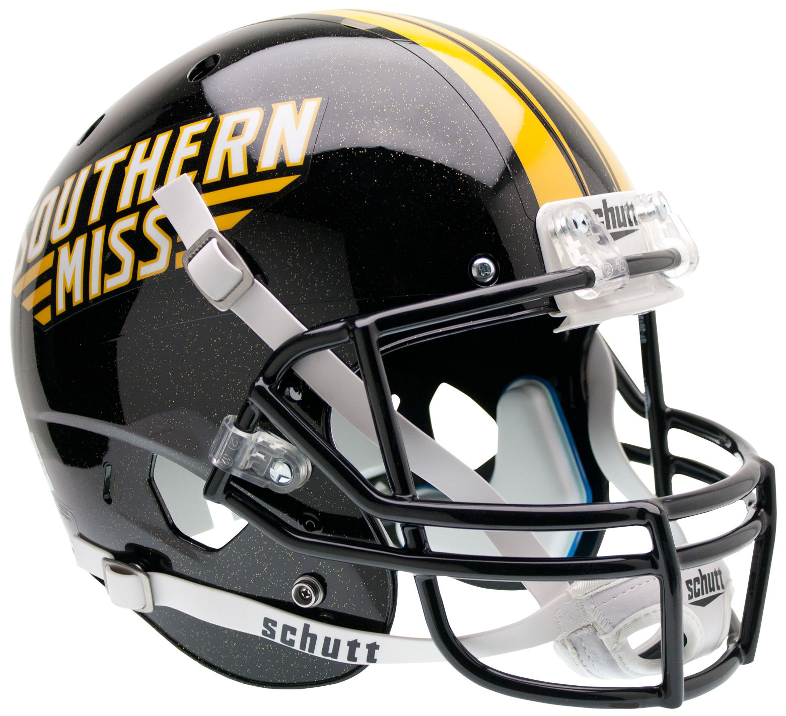 Southern Mississippi Golden Eagles Full XP Replica Football Helmet Schutt