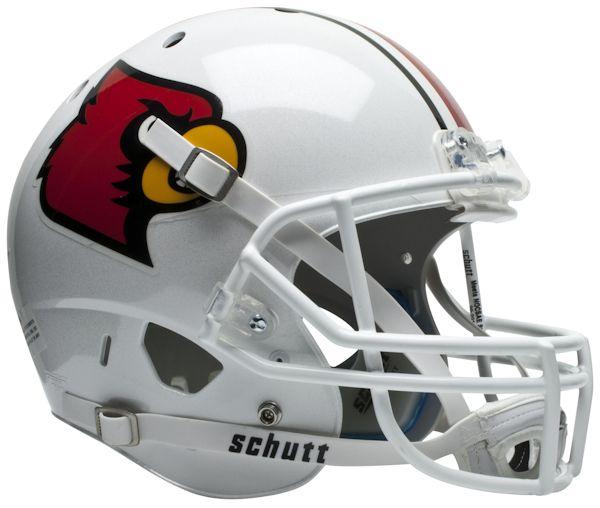 Louisville Cardinals Full XP Replica Football Helmet Schutt