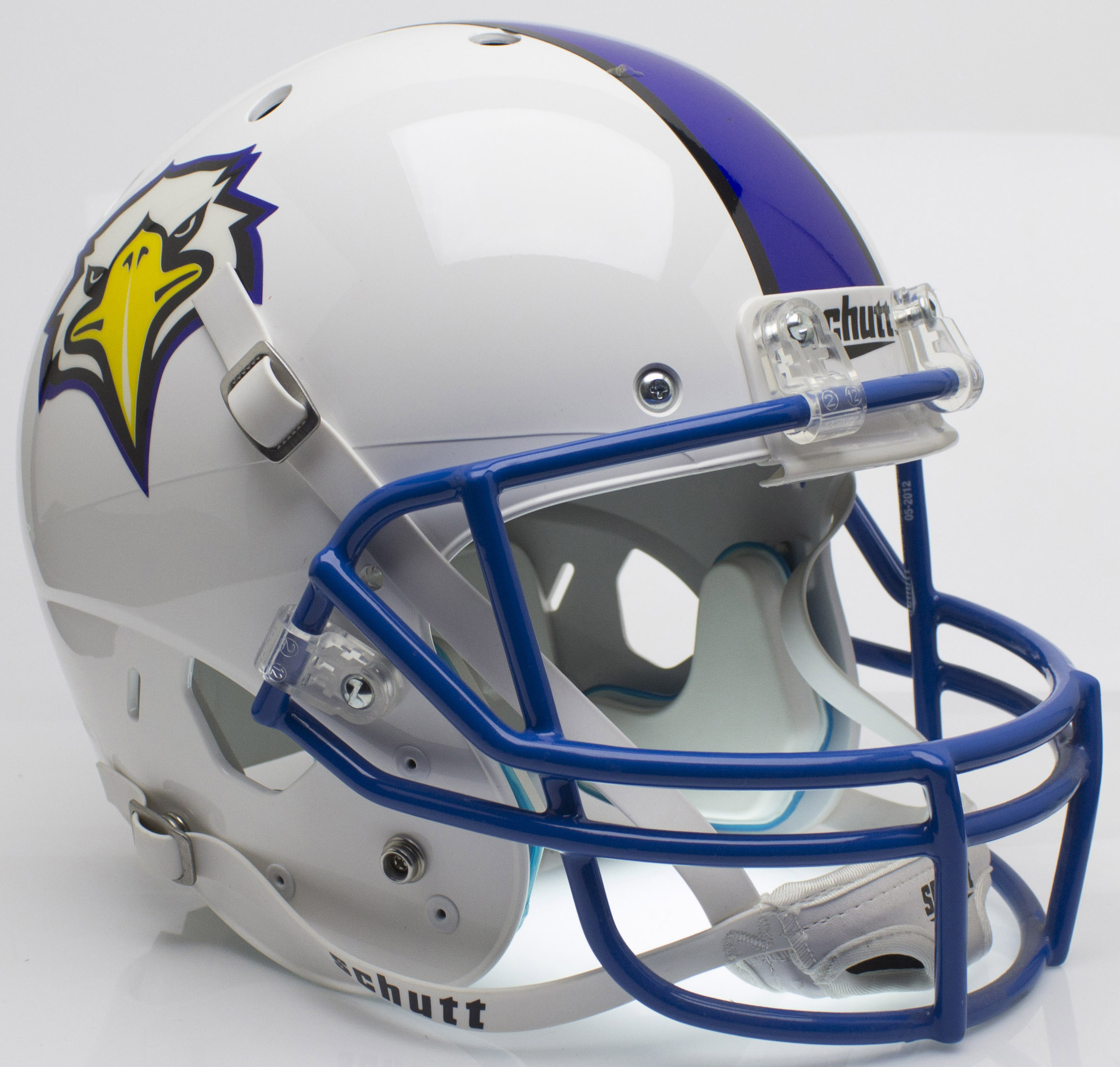 Morehead State Eagles Full XP Replica Football Helmet Schutt