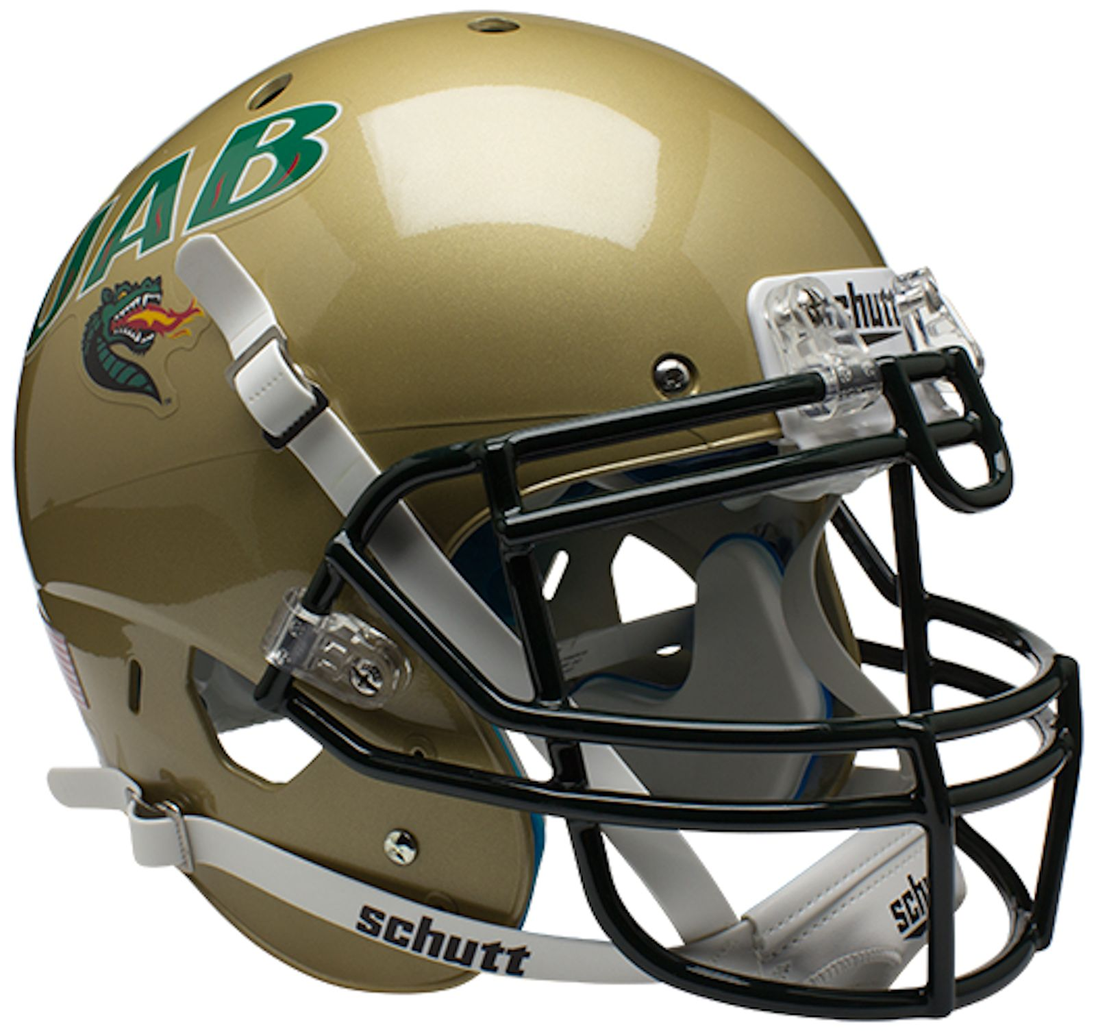 Alabama-Birmingham (UAB) Blazers Authentic College XP Football Helmet Schutt