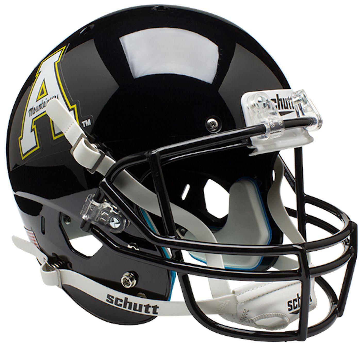 Appalachian State Mountaineers Full XP Replica Football Helmet Schutt