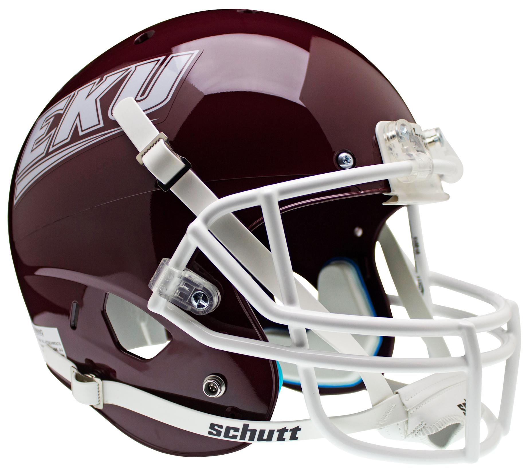 Eastern Kentucky Colonels Full XP Replica Football Helmet Schutt