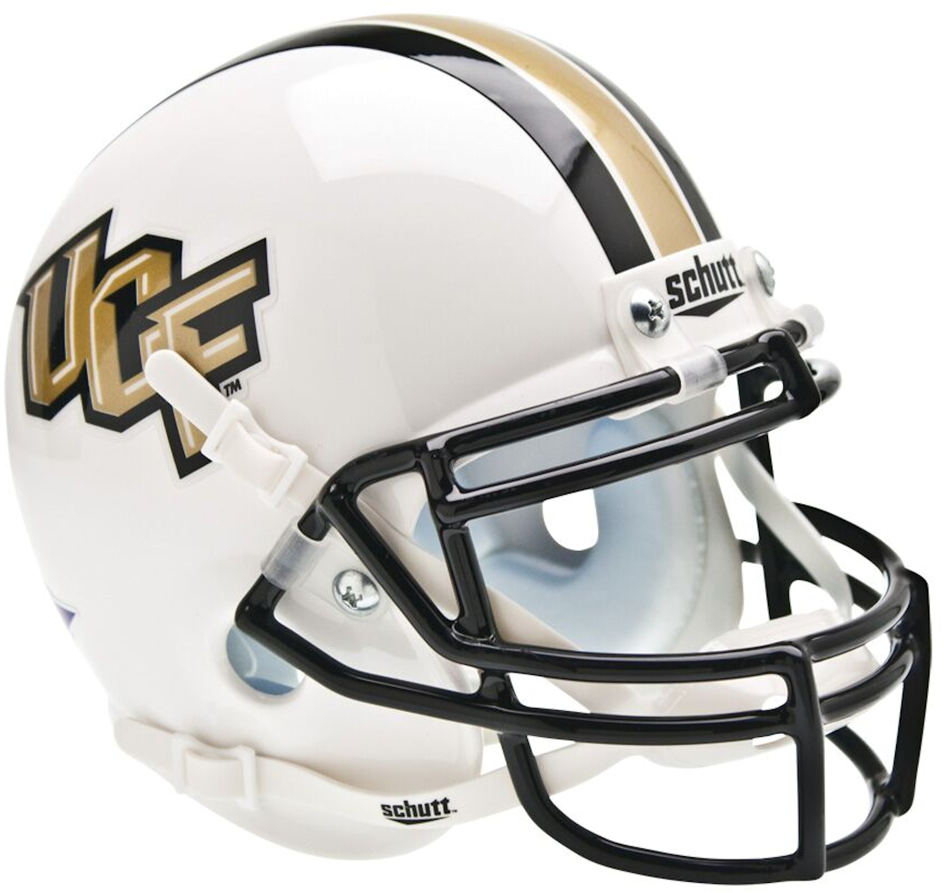 Central Florida Golden Knights Mini XP Authentic Helmet Schutt