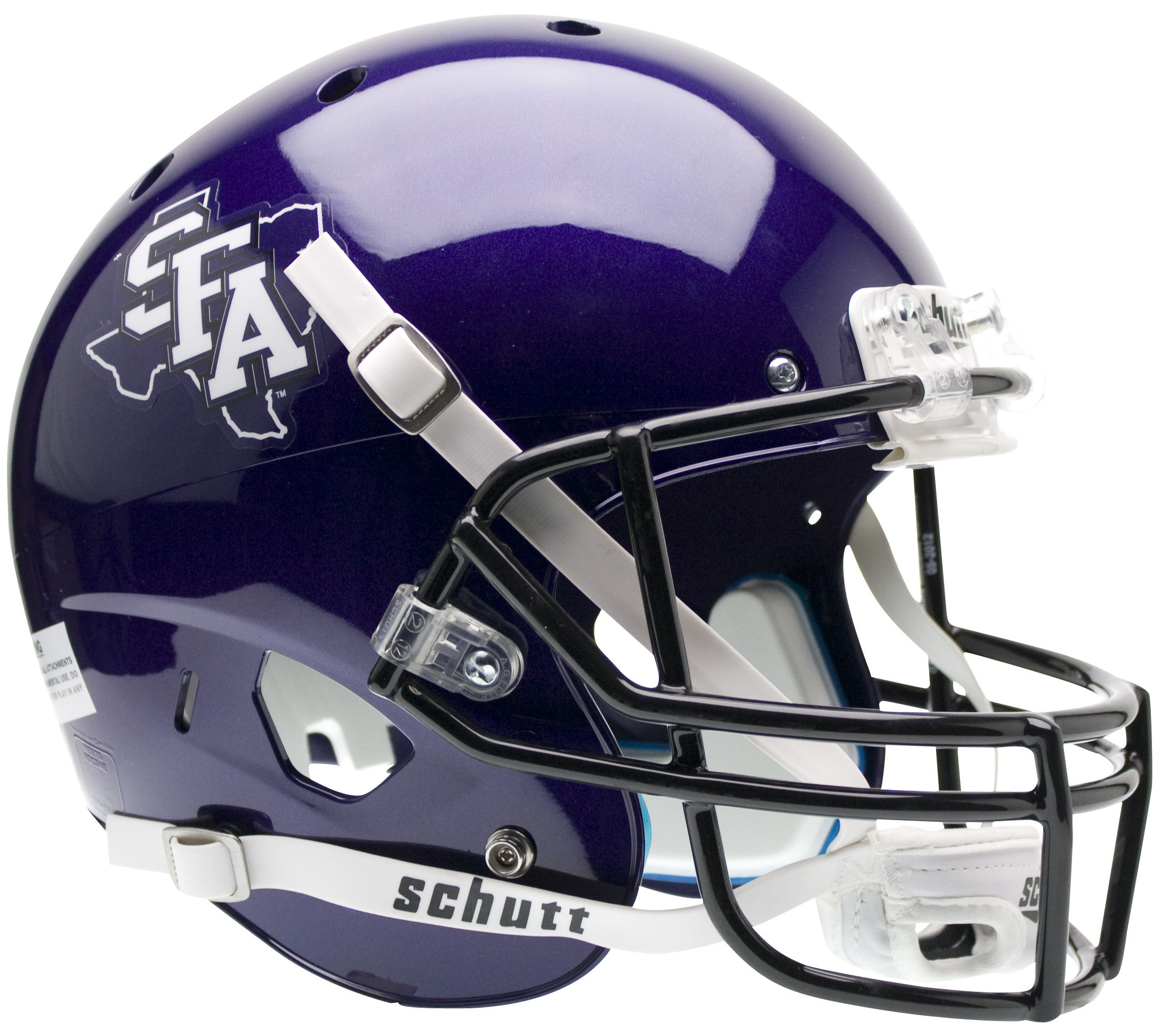 Stephen F Austin Full XP Replica Football Helmet Schutt